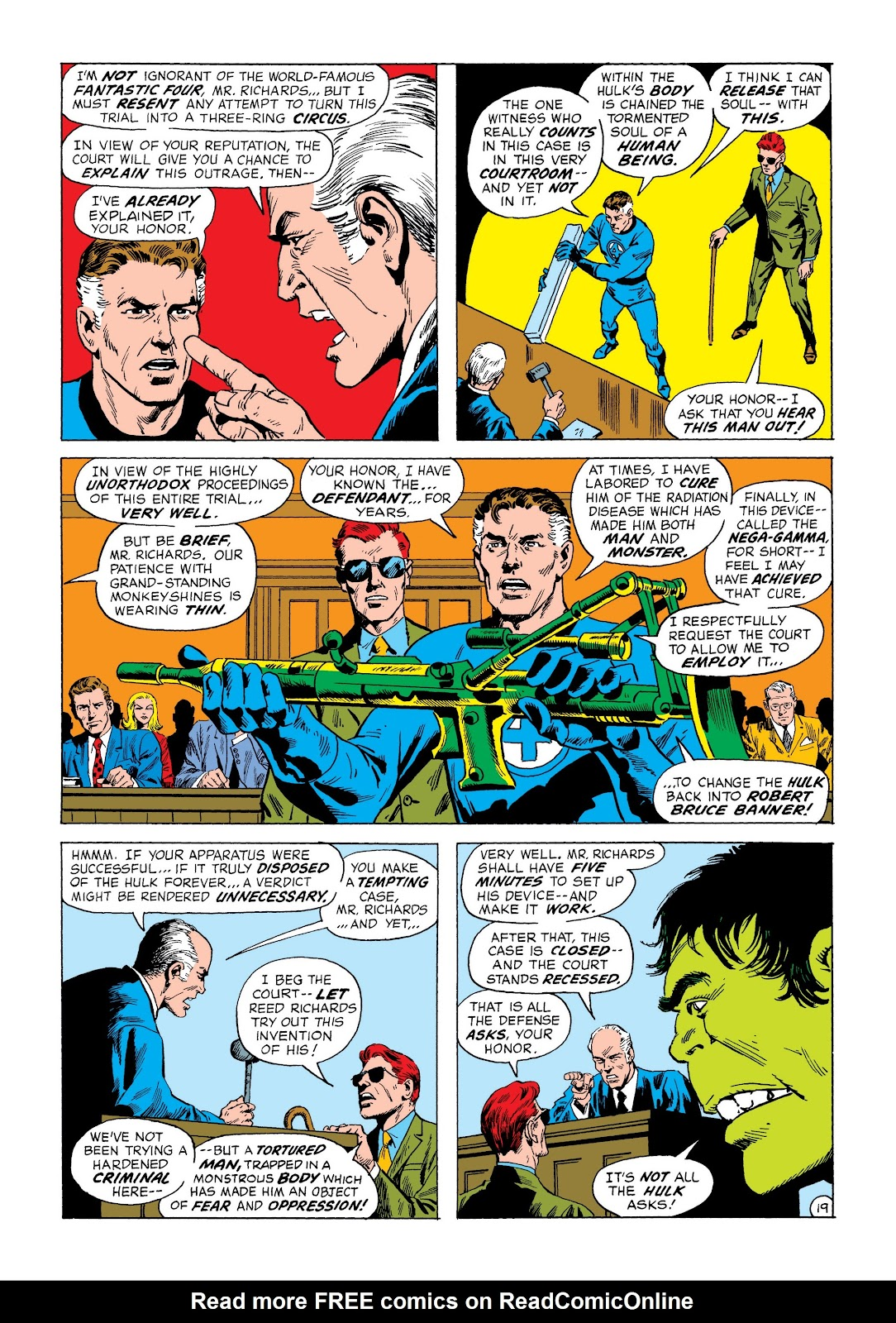 Read online Marvel Masterworks: The Incredible Hulk comic -  Issue # TPB 8 (Part 3) - 15