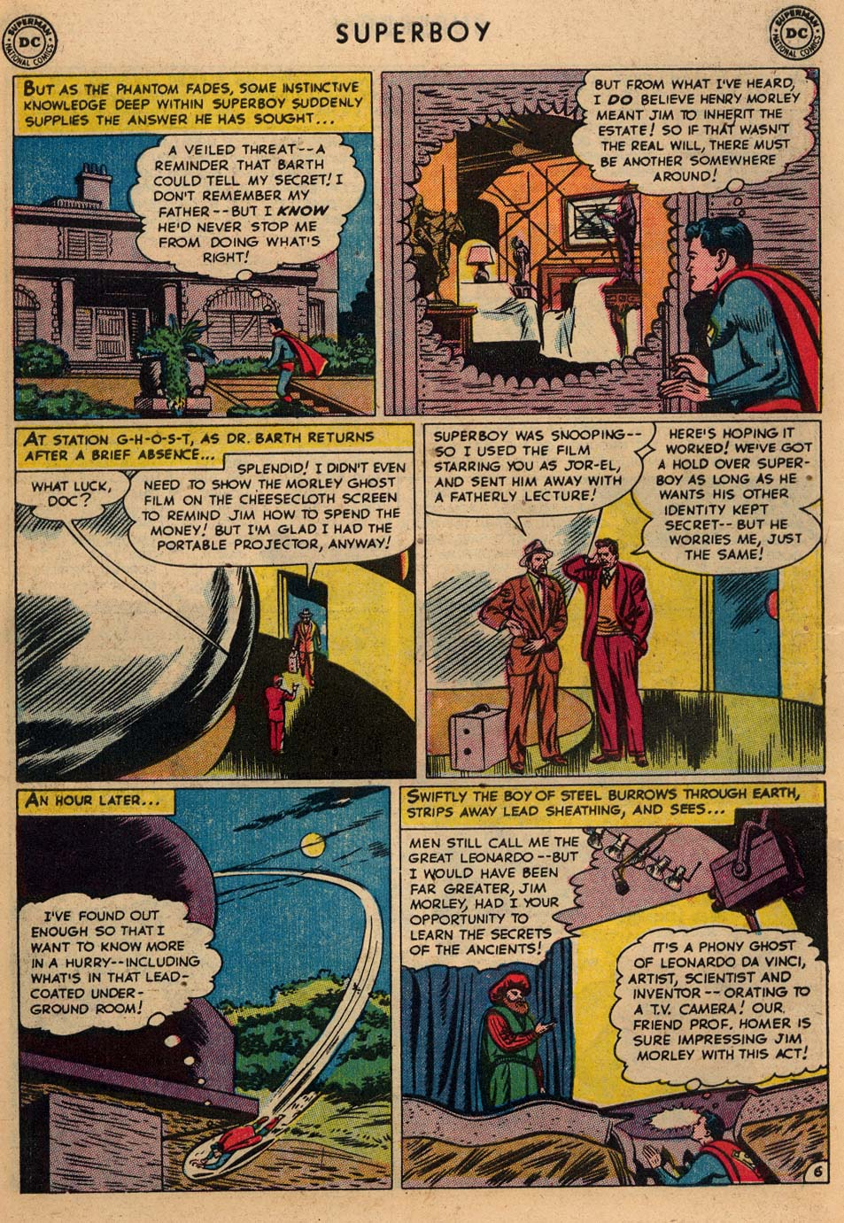 Superboy (1949) issue 20 - Page 7