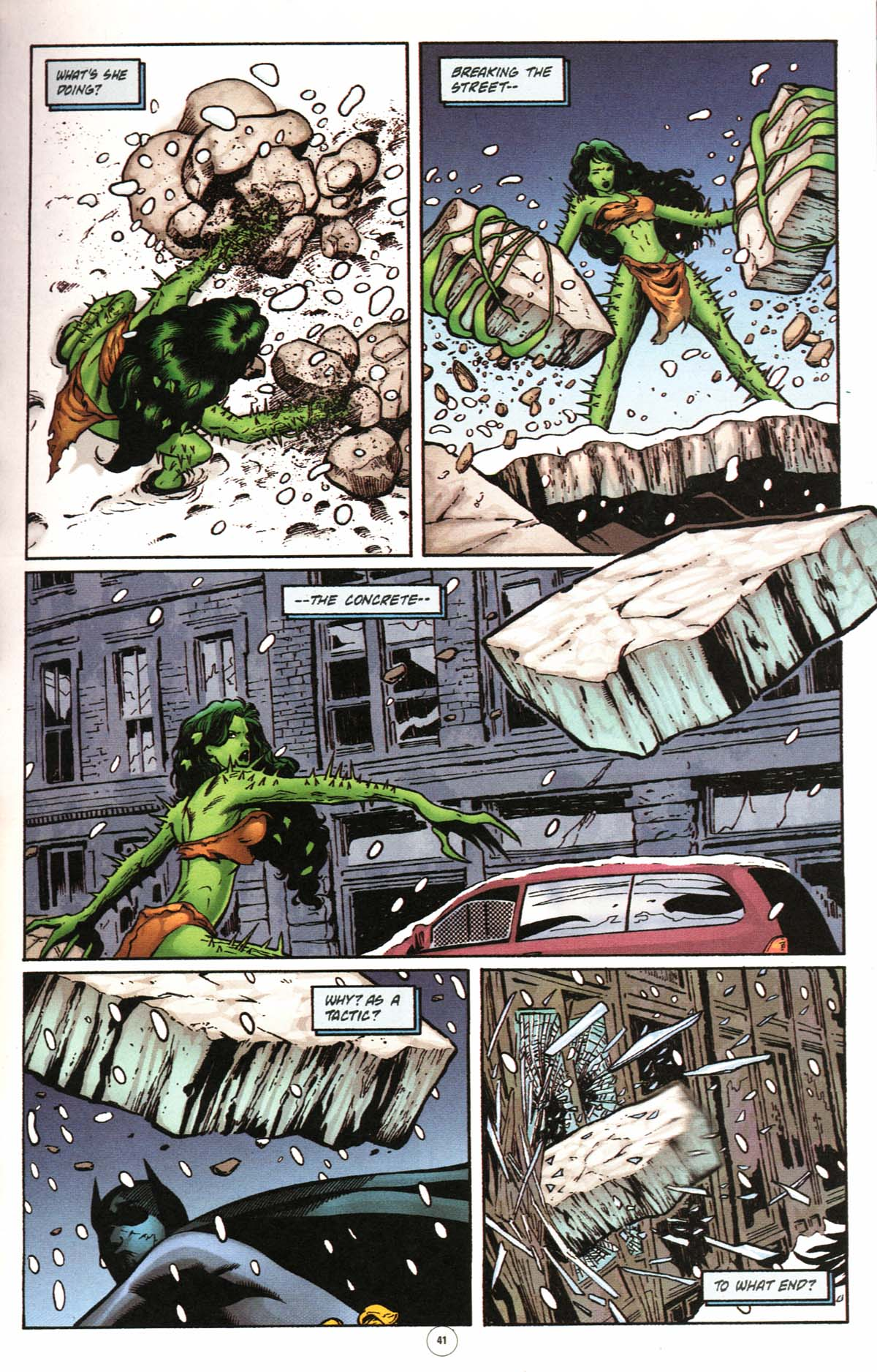 Read online Batman: No Man's Land comic -  Issue #0 - 37