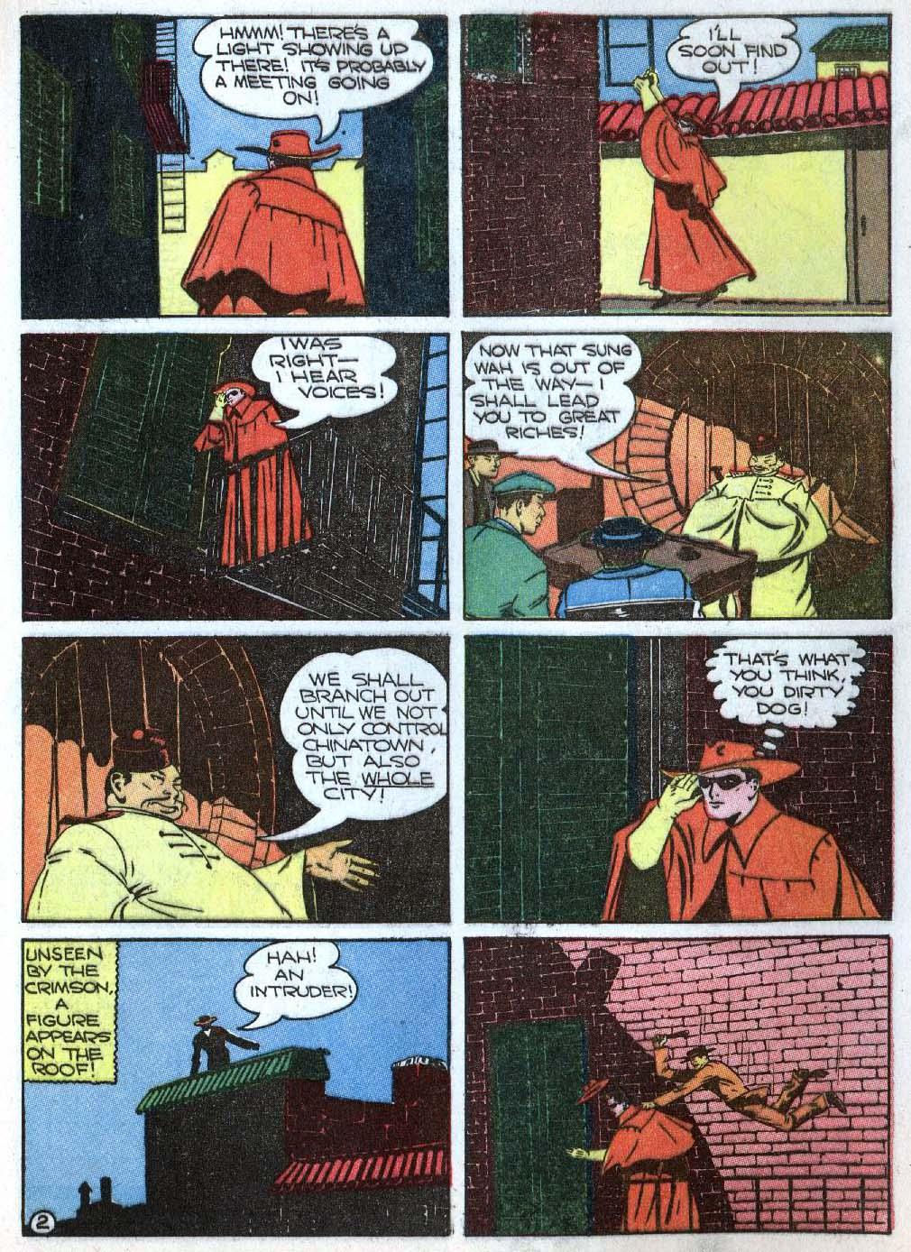 Read online Detective Comics (1937) comic -  Issue #43 - 33
