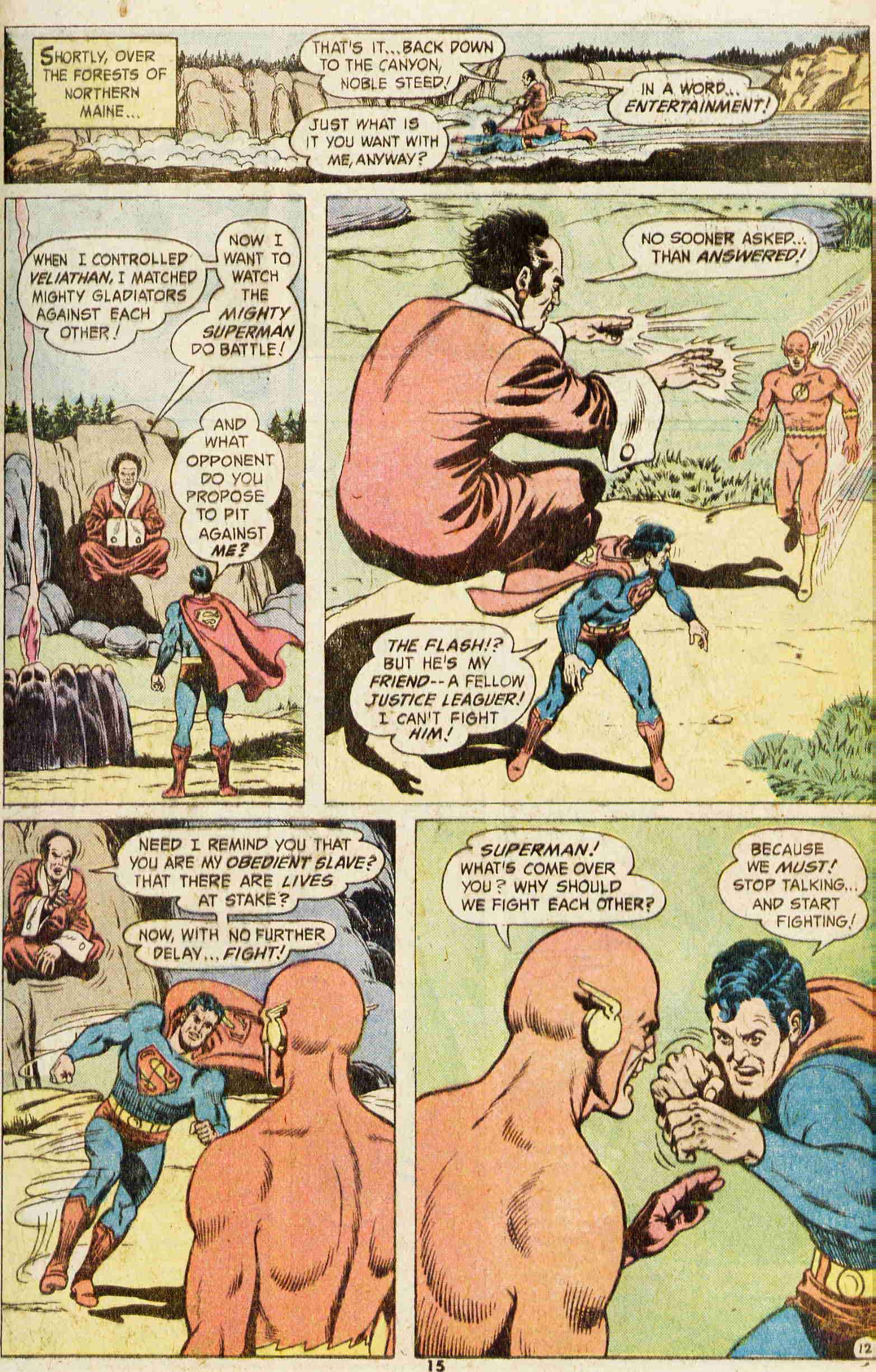 Read online Action Comics (1938) comic -  Issue #437 - 14