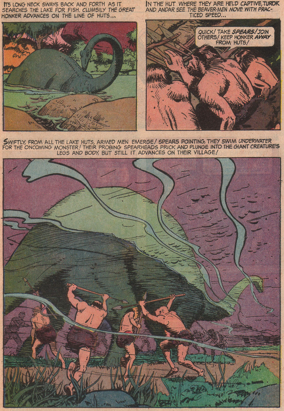 Read online Turok, Son of Stone comic -  Issue #51 - 9
