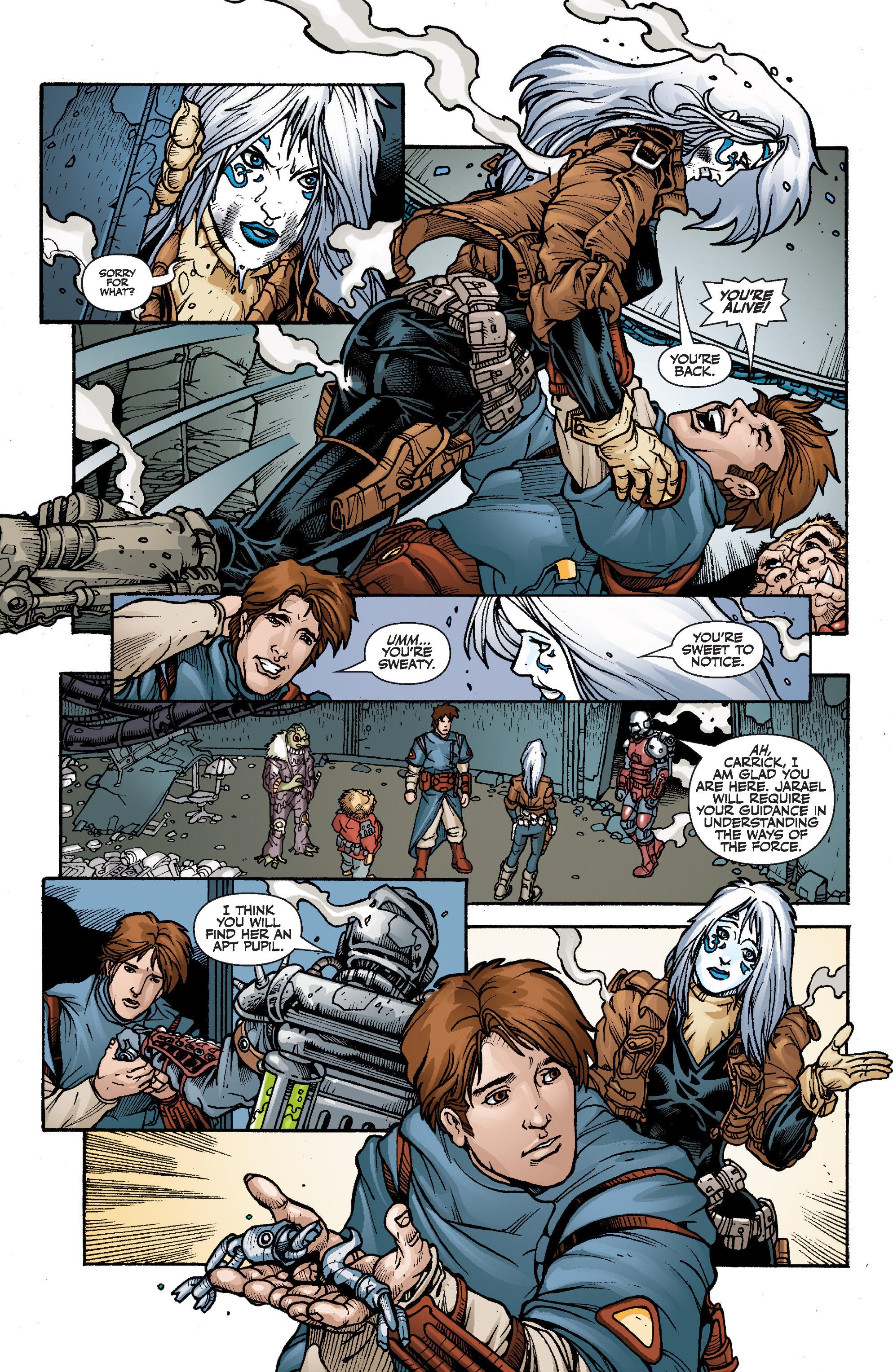 Read online Star Wars Omnibus comic -  Issue # Vol. 32 - 439