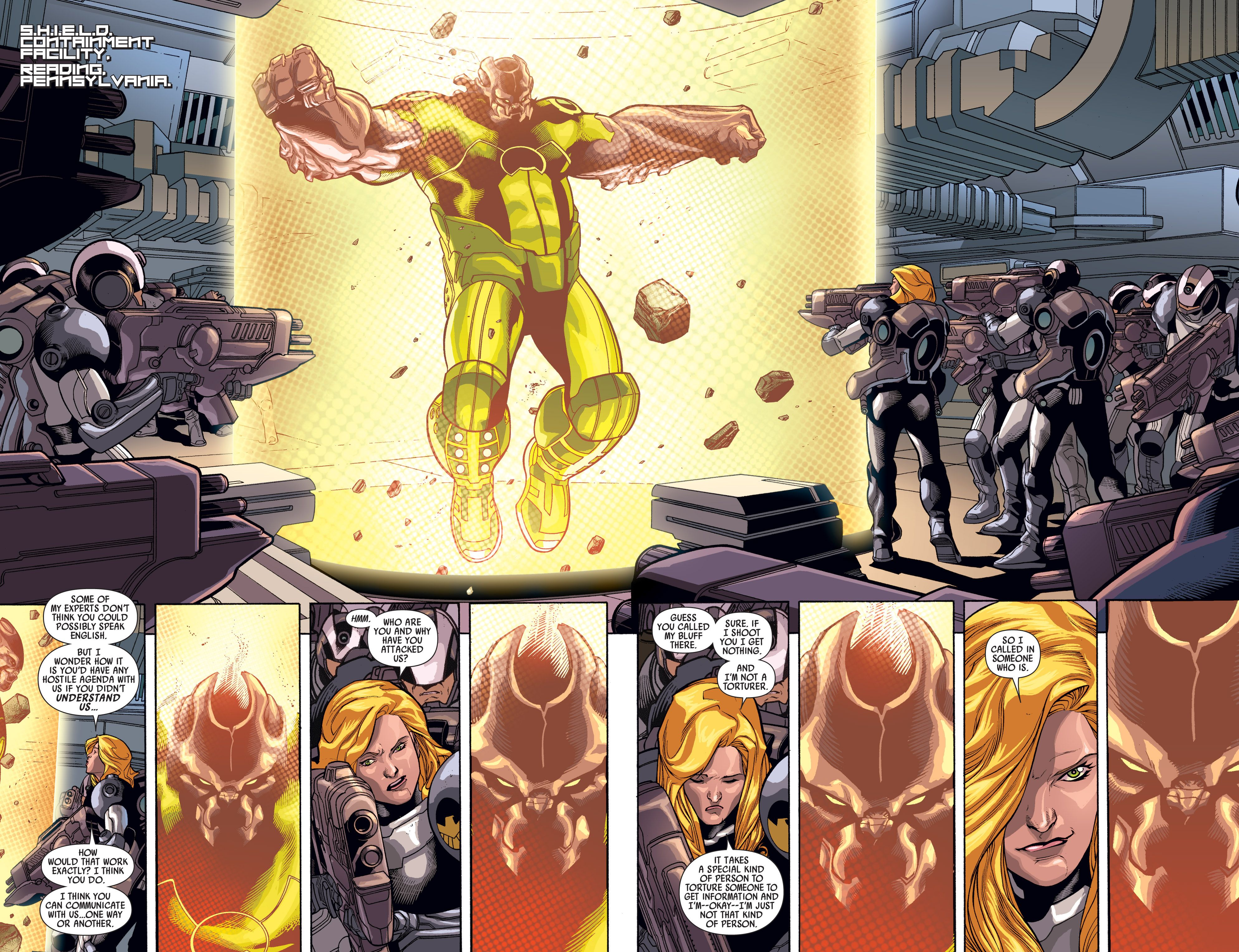 Read online Ultimate Comics Doomsday comic -  Issue # Full - 72