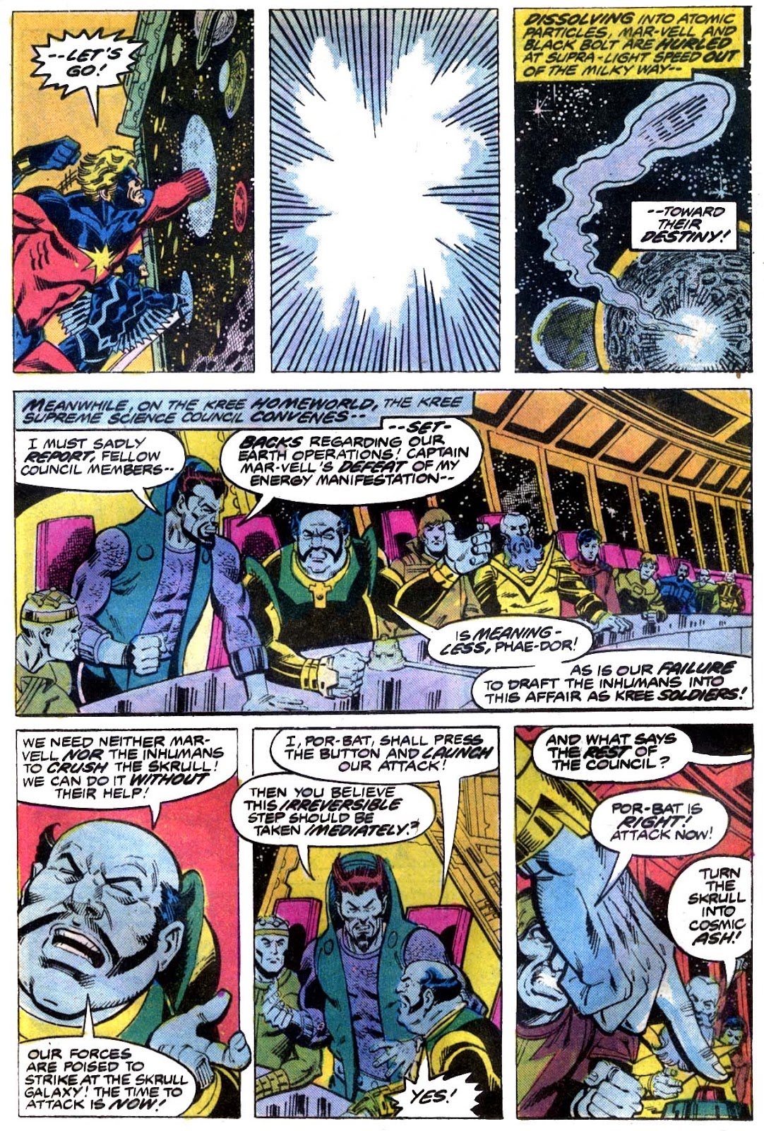 Captain Marvel (1968) issue 53 - Page 8