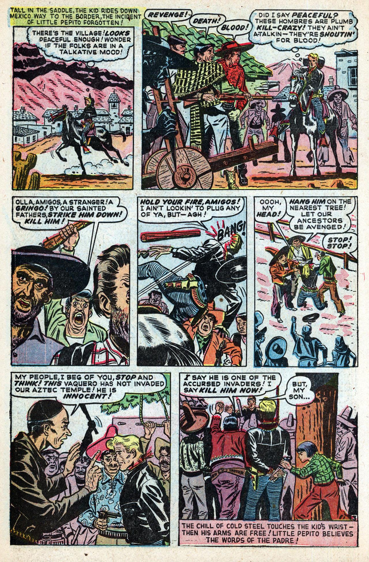 Read online Two-Gun Kid comic -  Issue #4 - 30
