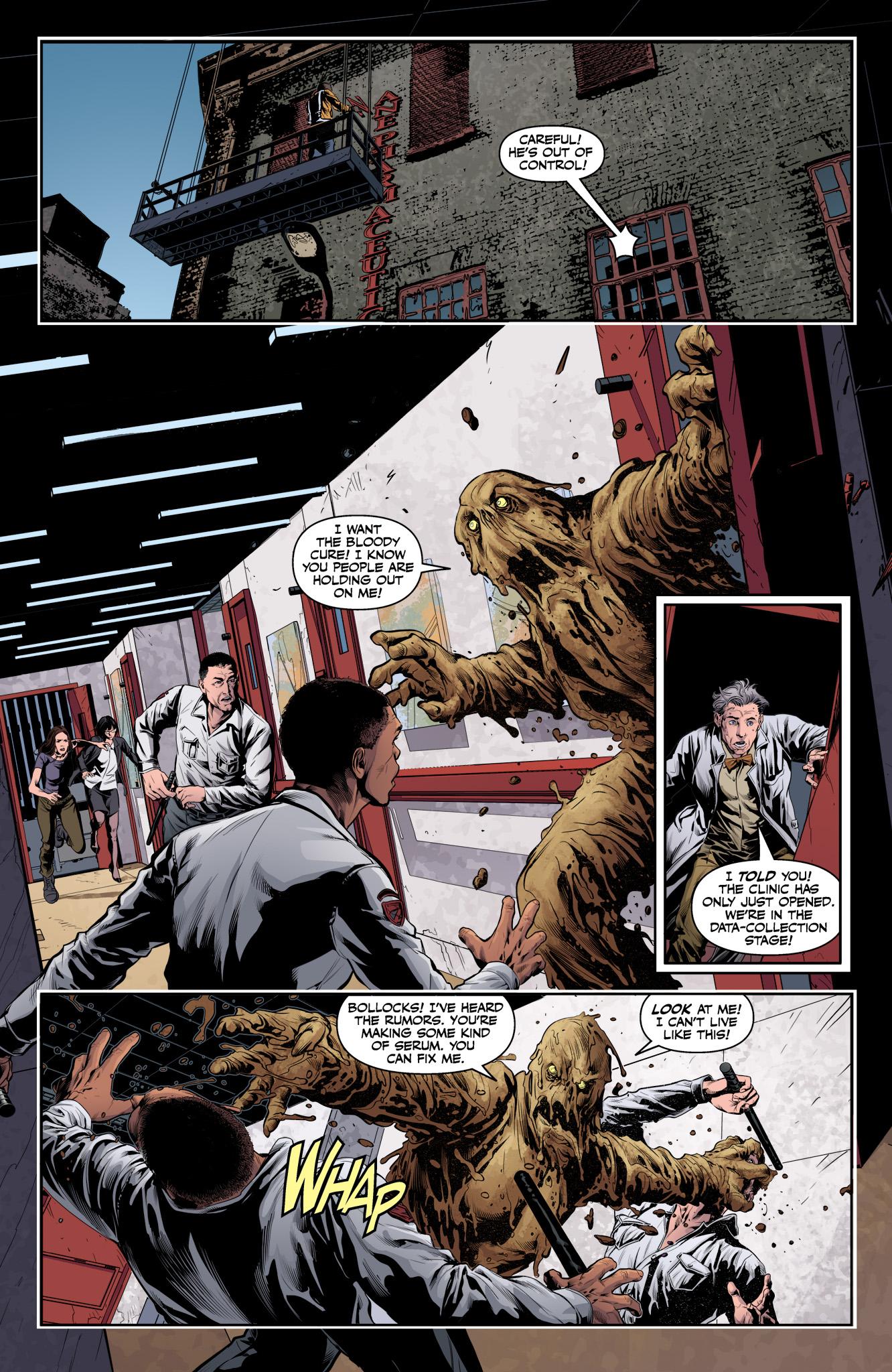 Read online Angel & Faith Season 10 comic -  Issue #11 - 12