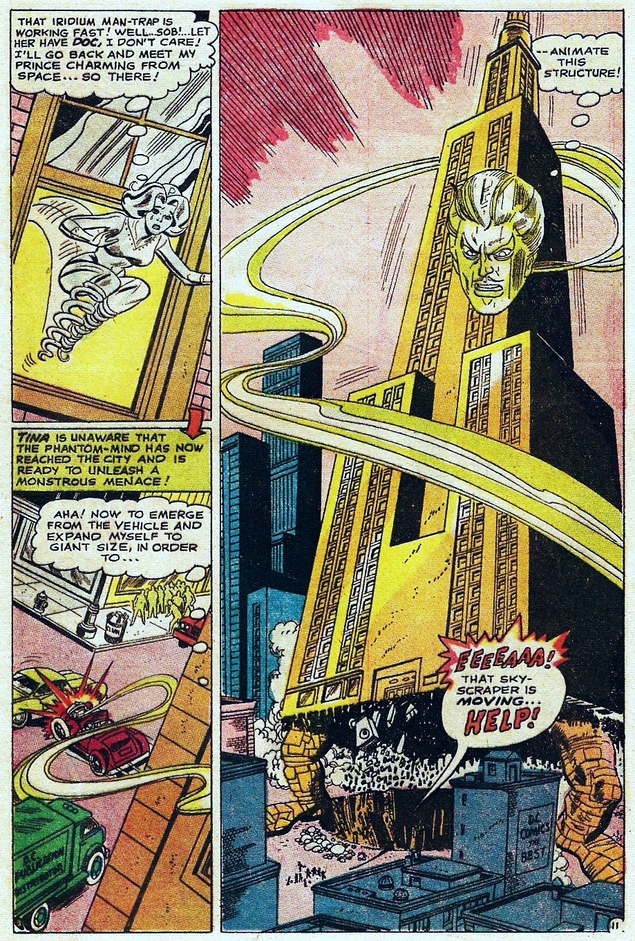 Metal Men (1963) issue 31 - Page 17