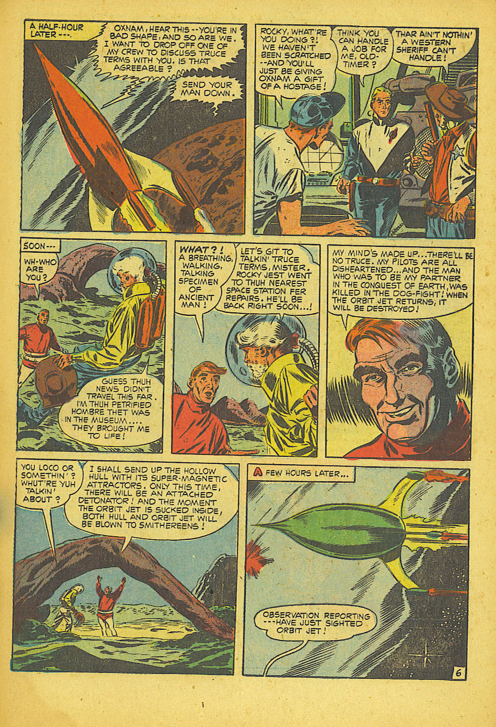 Read online Space Adventures comic -  Issue #16 - 14