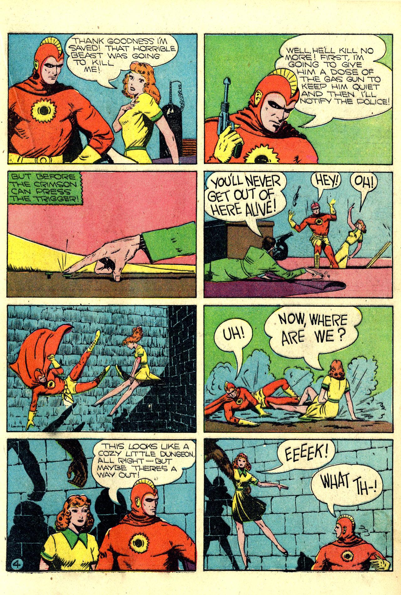 Read online Detective Comics (1937) comic -  Issue #44 - 33