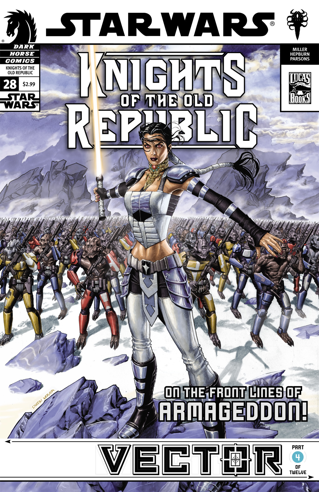 Star Wars: Knights Of The Old Republic issue 28 - Page 1