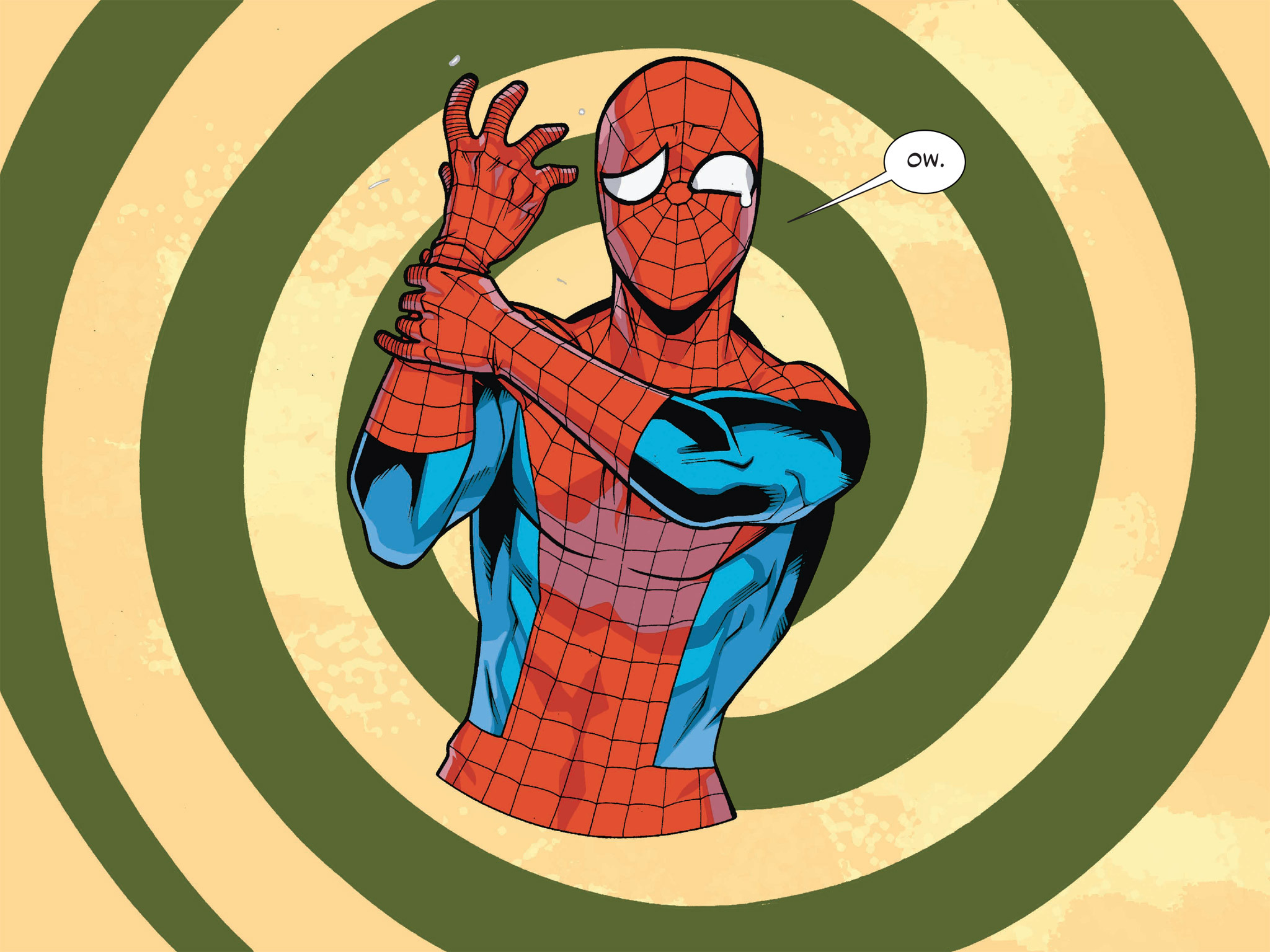 Read online Ultimate Spider-Man (Infinite Comics) (2016) comic -  Issue #1 - 20