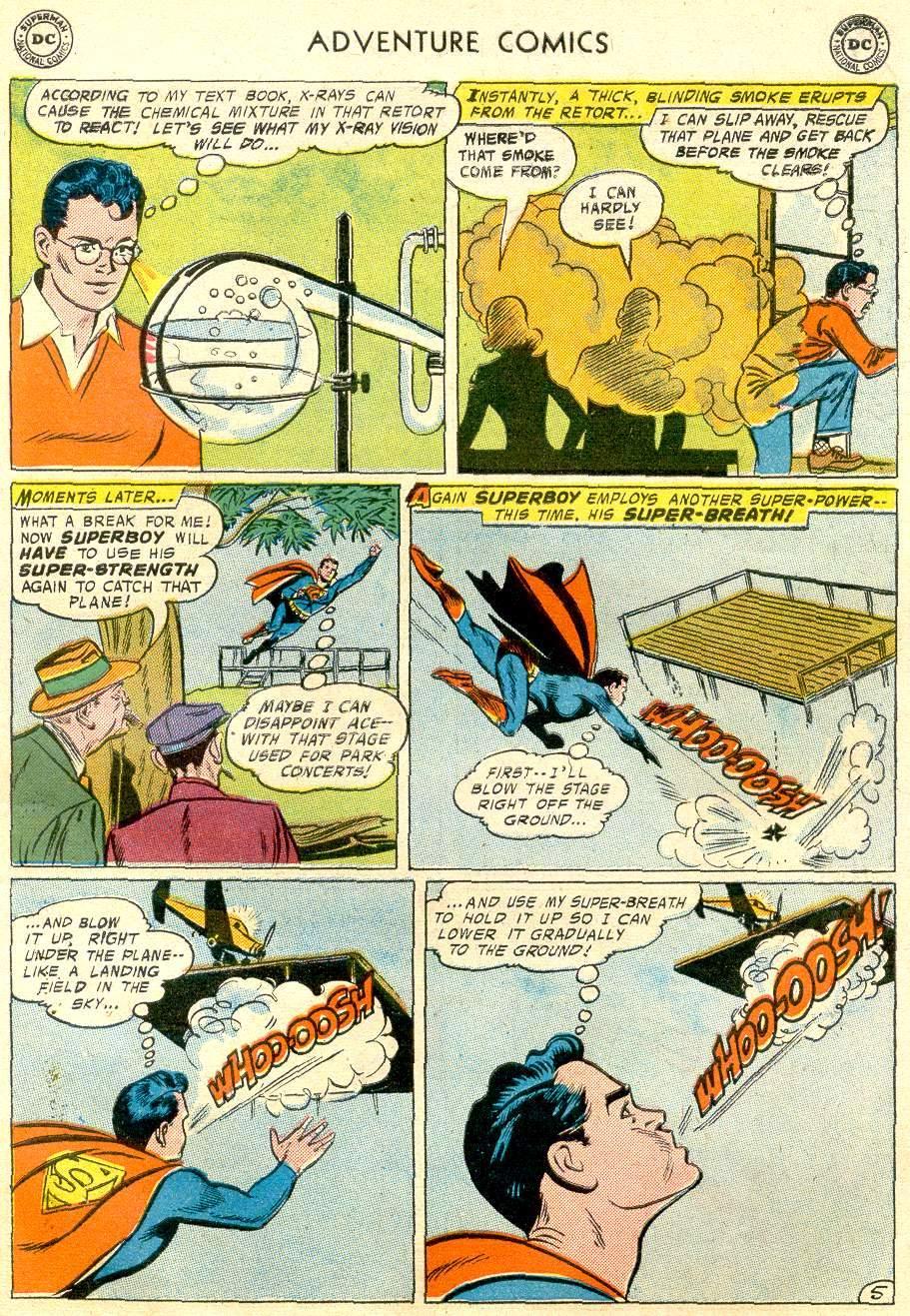 Read online Adventure Comics (1938) comic -  Issue #248 - 7