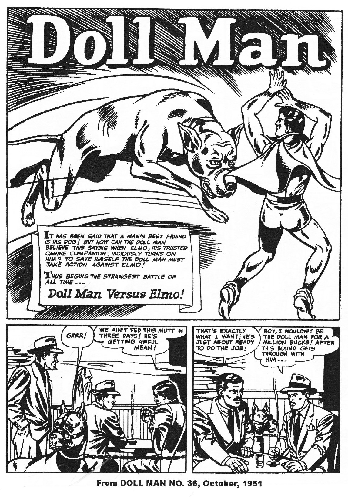 Read online Men of Mystery Comics comic -  Issue #83 - 107