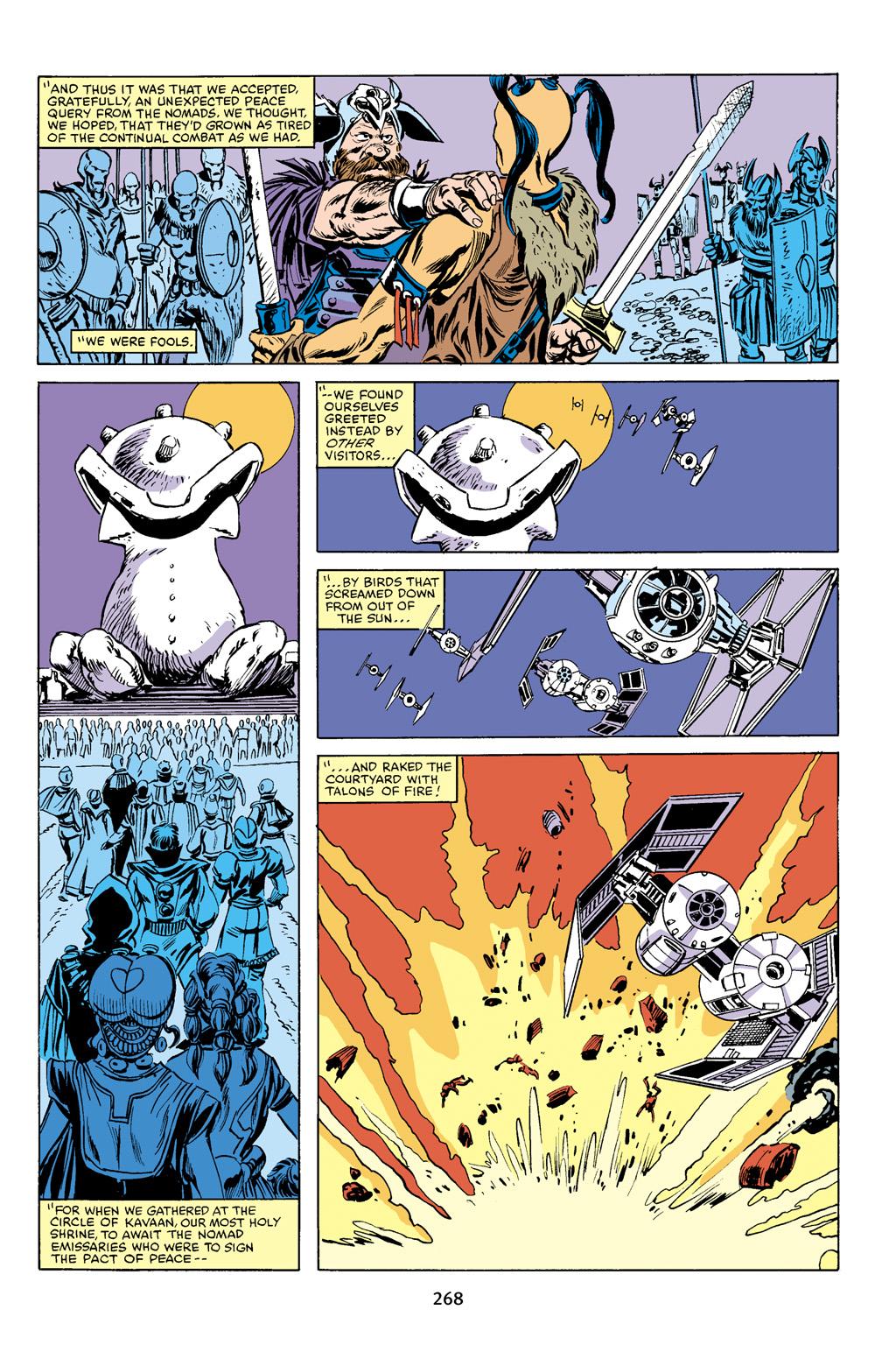 Read online Star Wars Omnibus comic -  Issue # Vol. 16 - 264