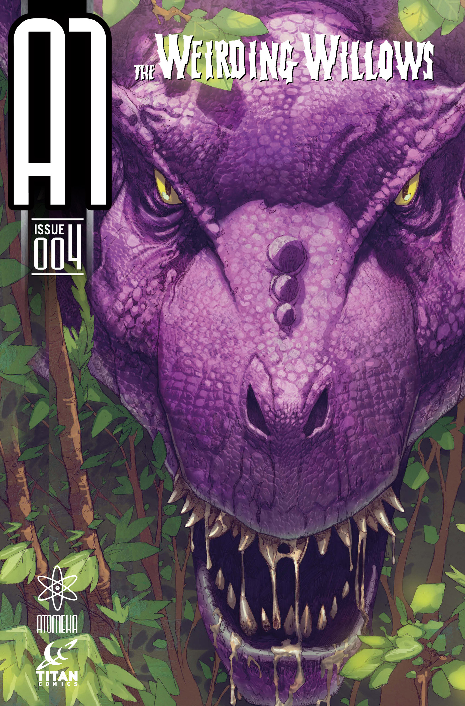 Read online A1 comic -  Issue #4 - 1