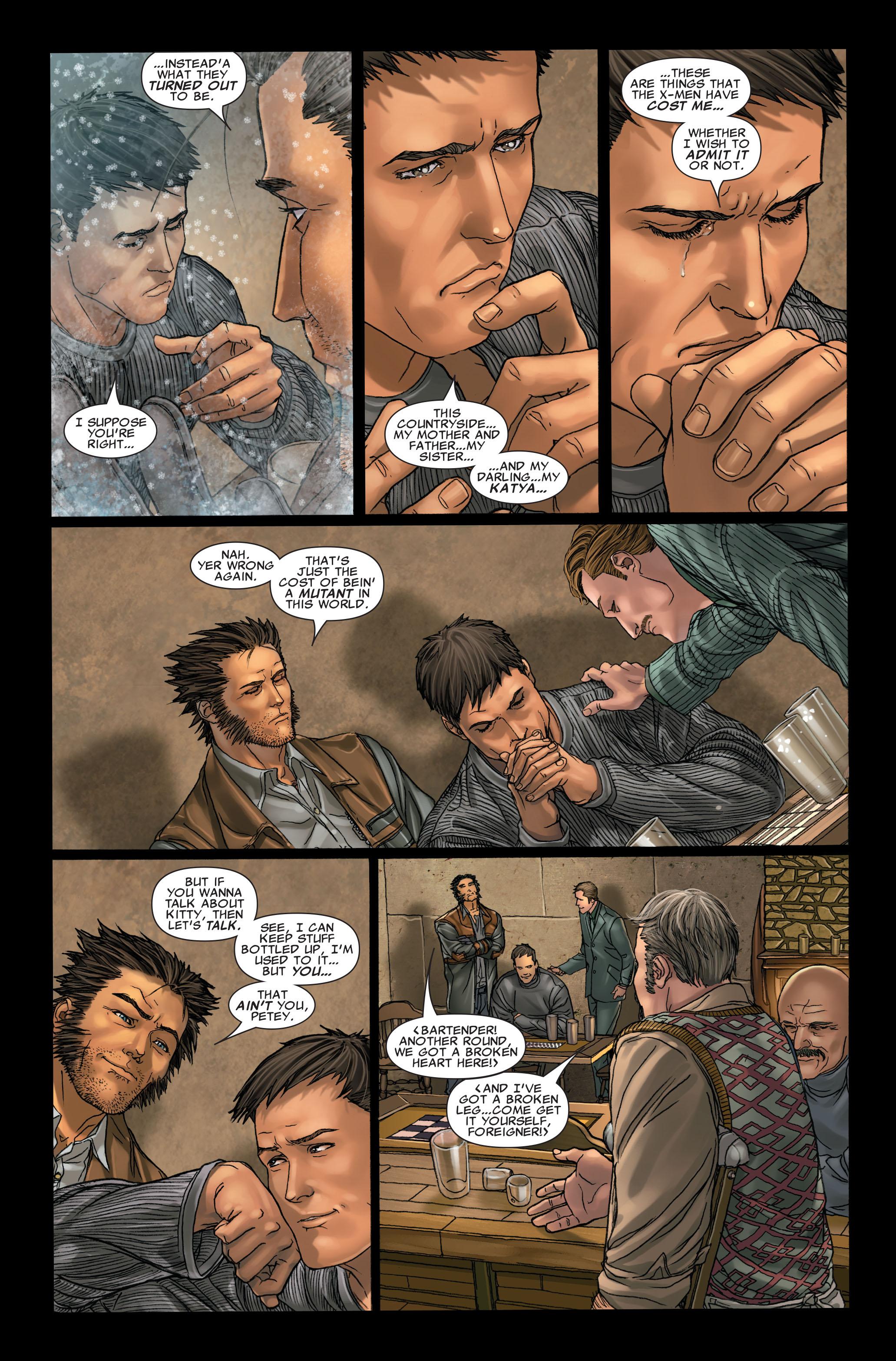 Read online Uncanny X-Men (1963) comic -  Issue #496 - 12