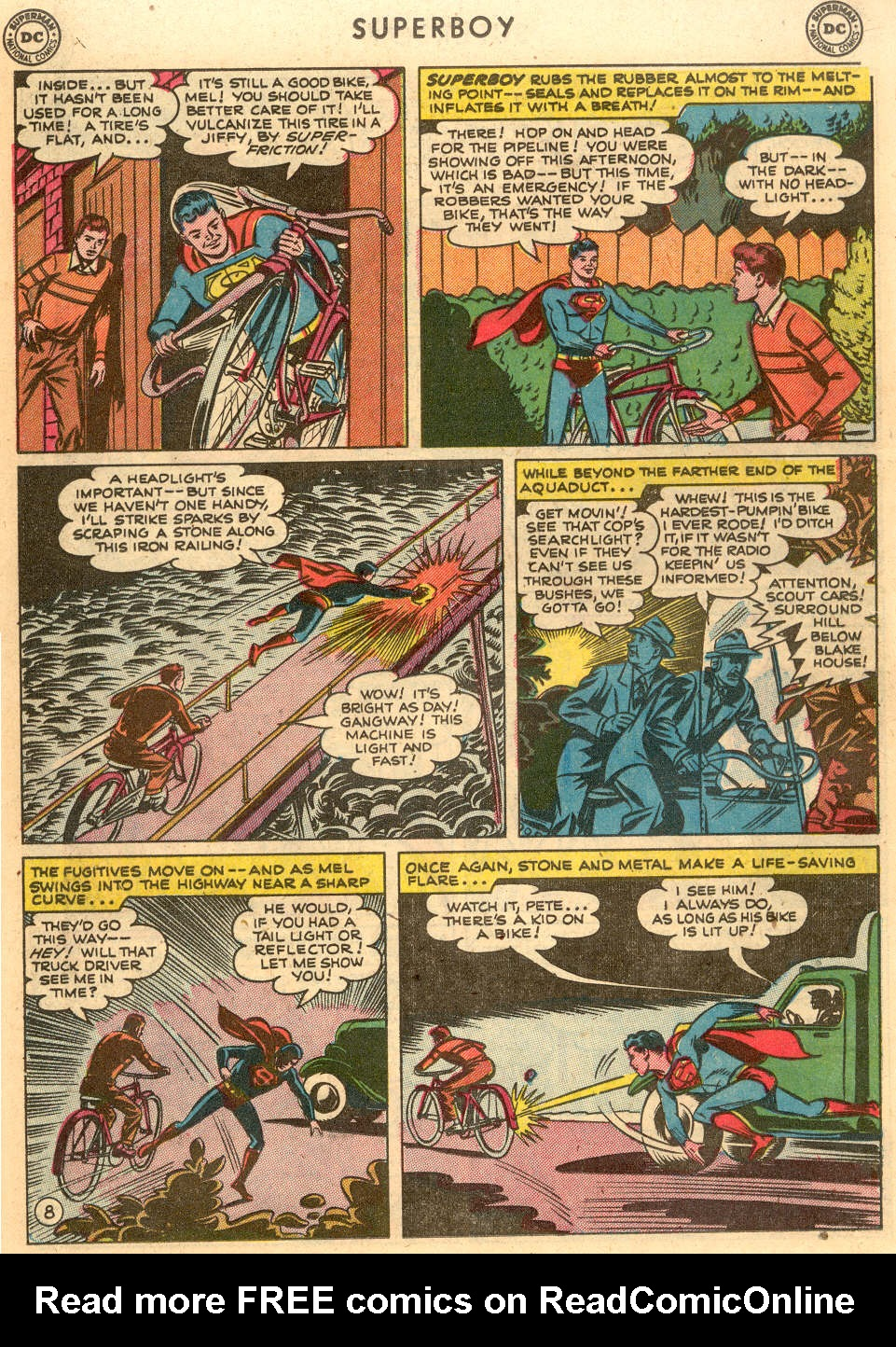 Superboy (1949) issue 20 - Page 20