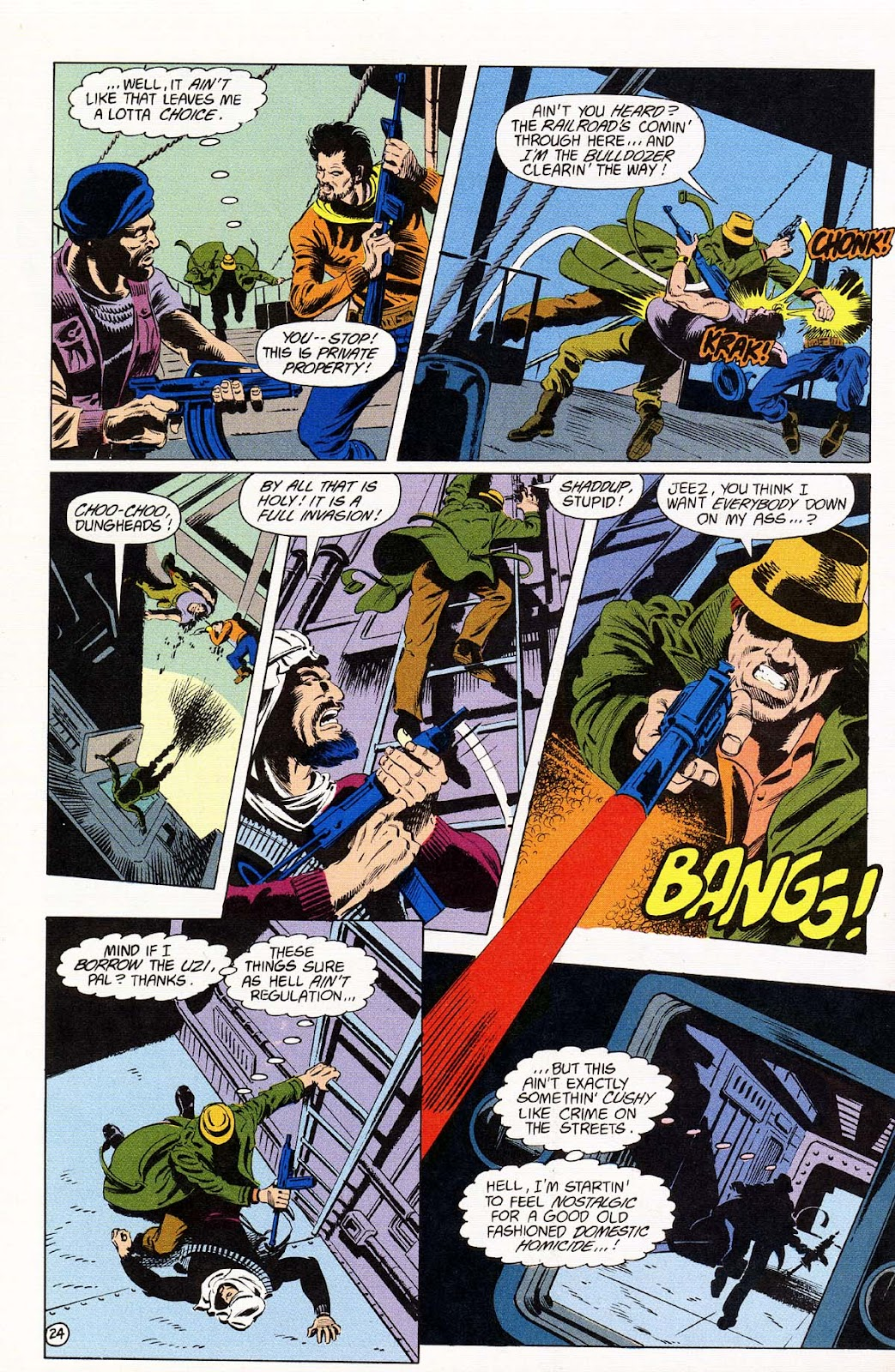 Vigilante (1983) issue 37 - Page 26