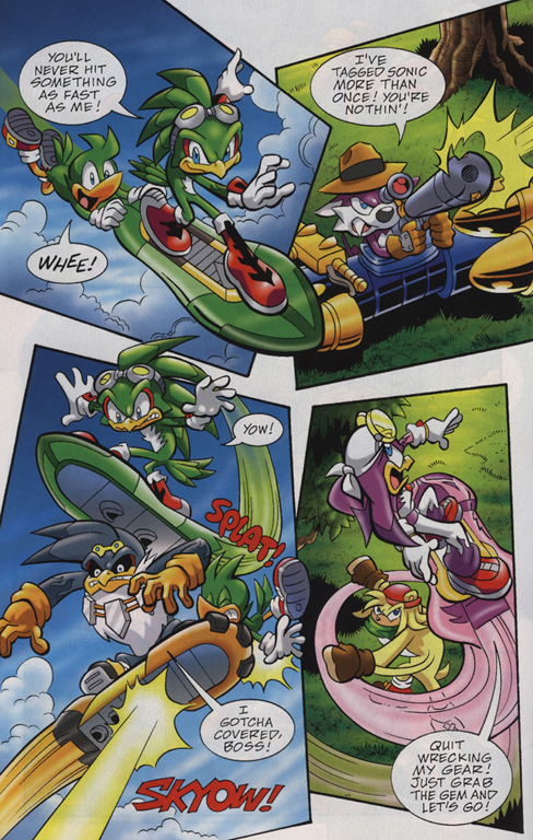 Read online Sonic Universe comic -  Issue #23 - 14