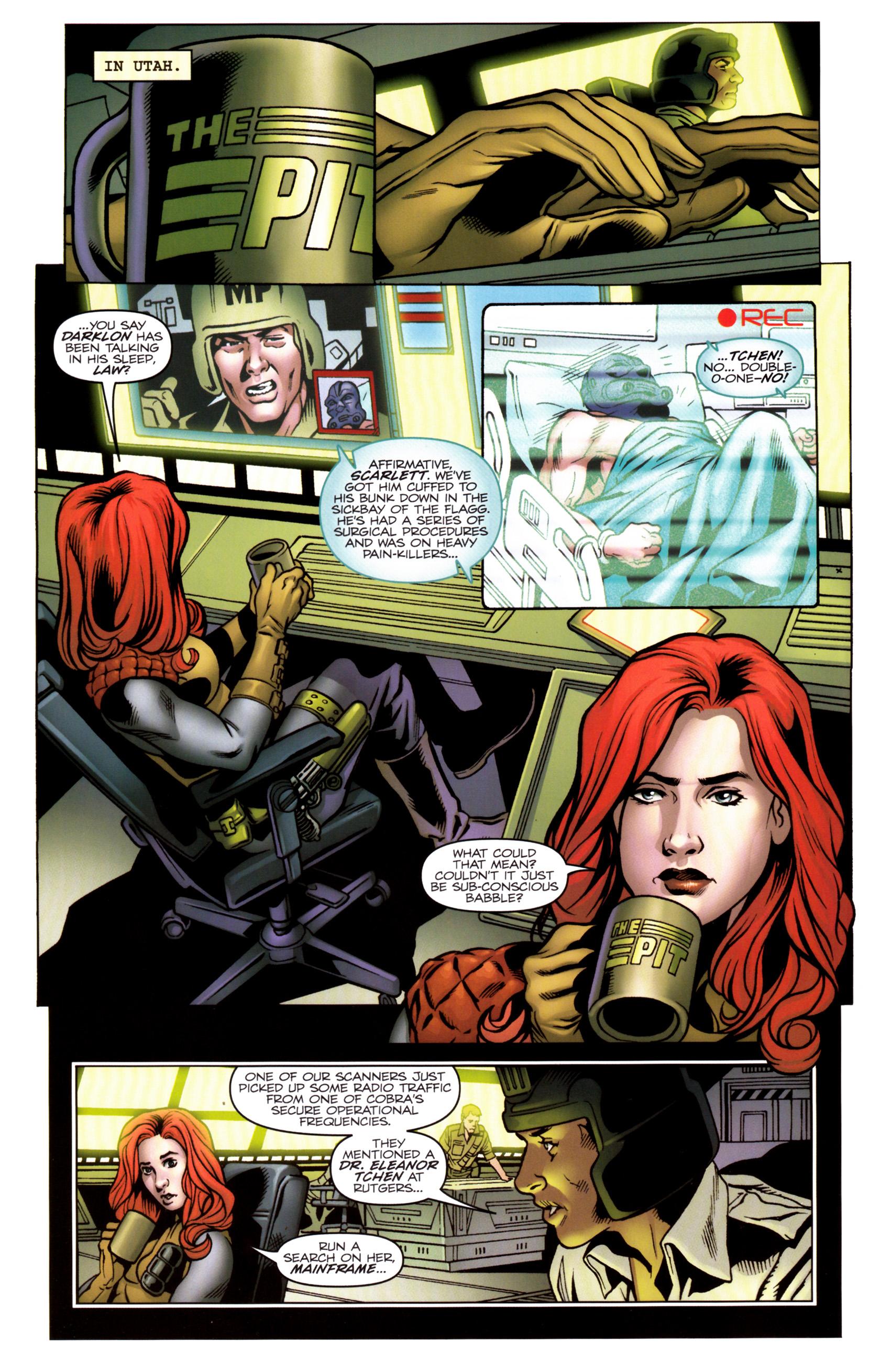 G.I. Joe: A Real American Hero 176 Page 6