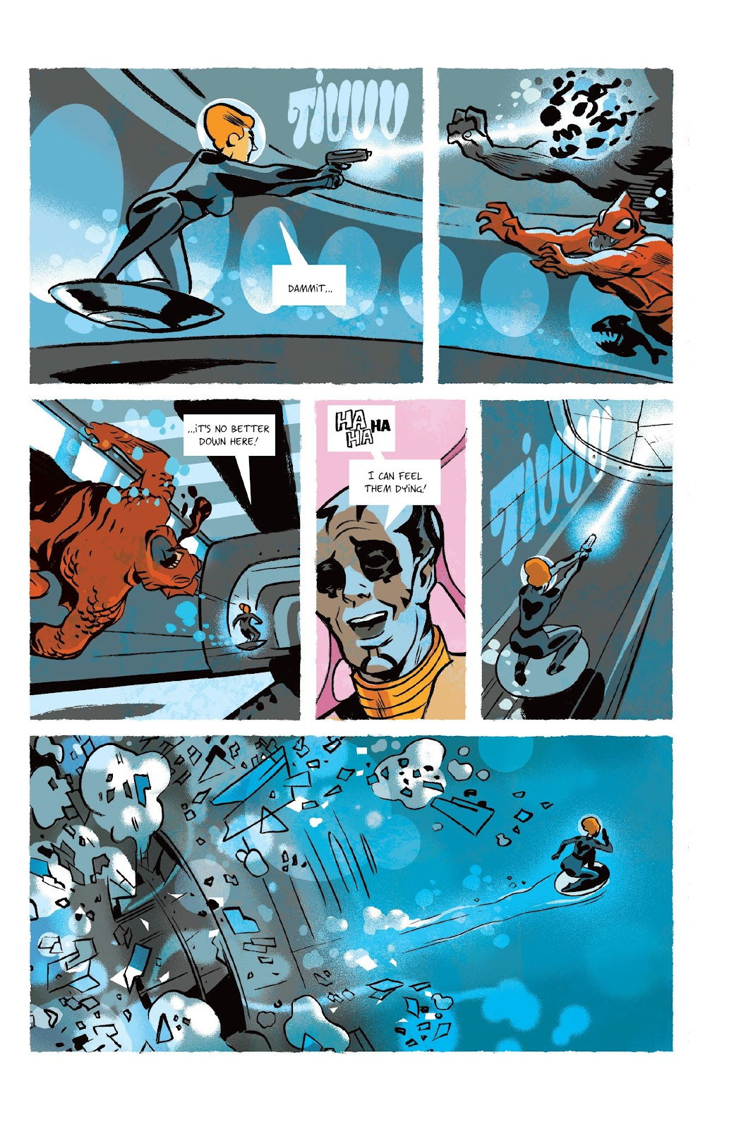 Read online Infinity 8 comic -  Issue #9 - 28
