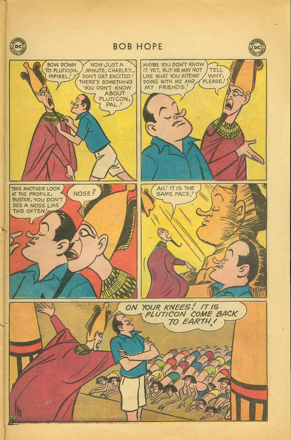 The Adventures of Bob Hope issue 64 - Page 29