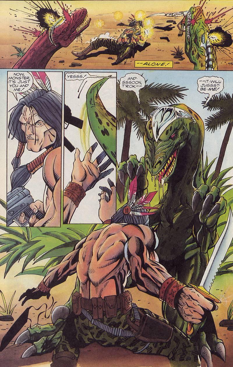 Read online Turok, Dinosaur Hunter (1993) comic -  Issue #3 - 17