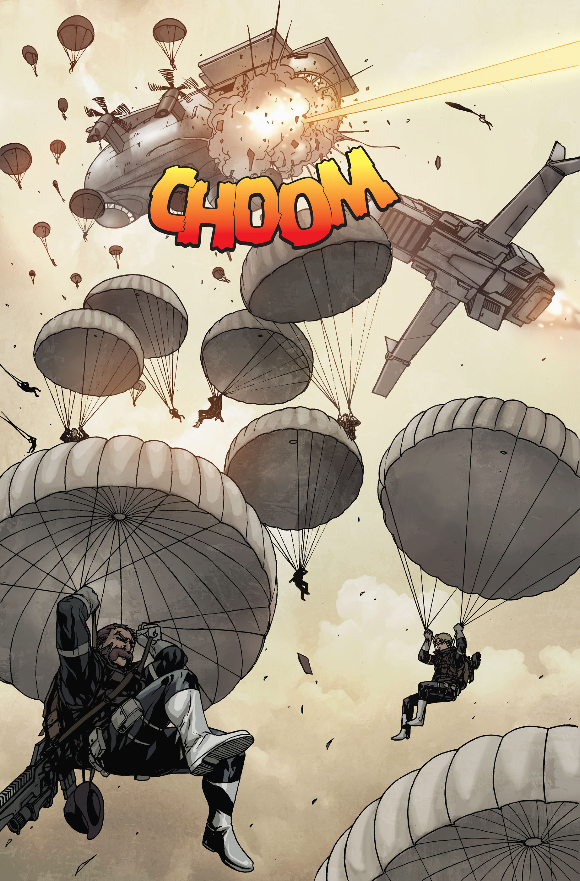 Read online Secret Warriors comic -  Issue #19 - 7
