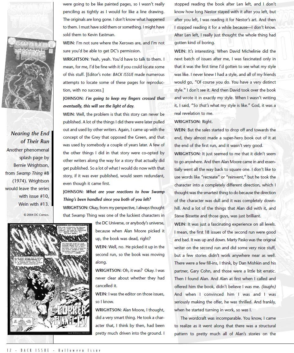 Back Issue issue 6 - Page 13