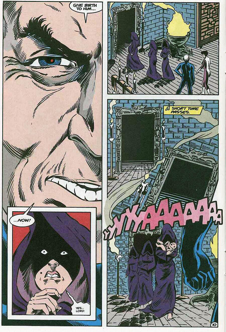 Elementals (1984) issue 18 - Page 12