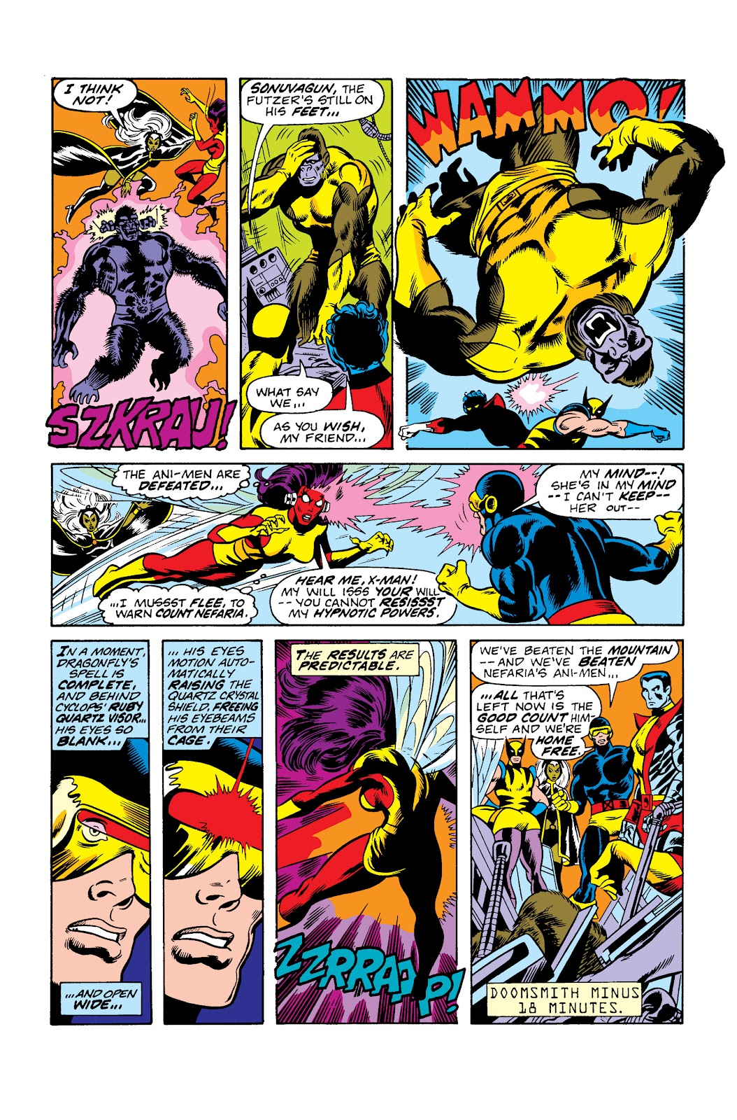 Uncanny X-Men (1963) issue 95 - Page 14