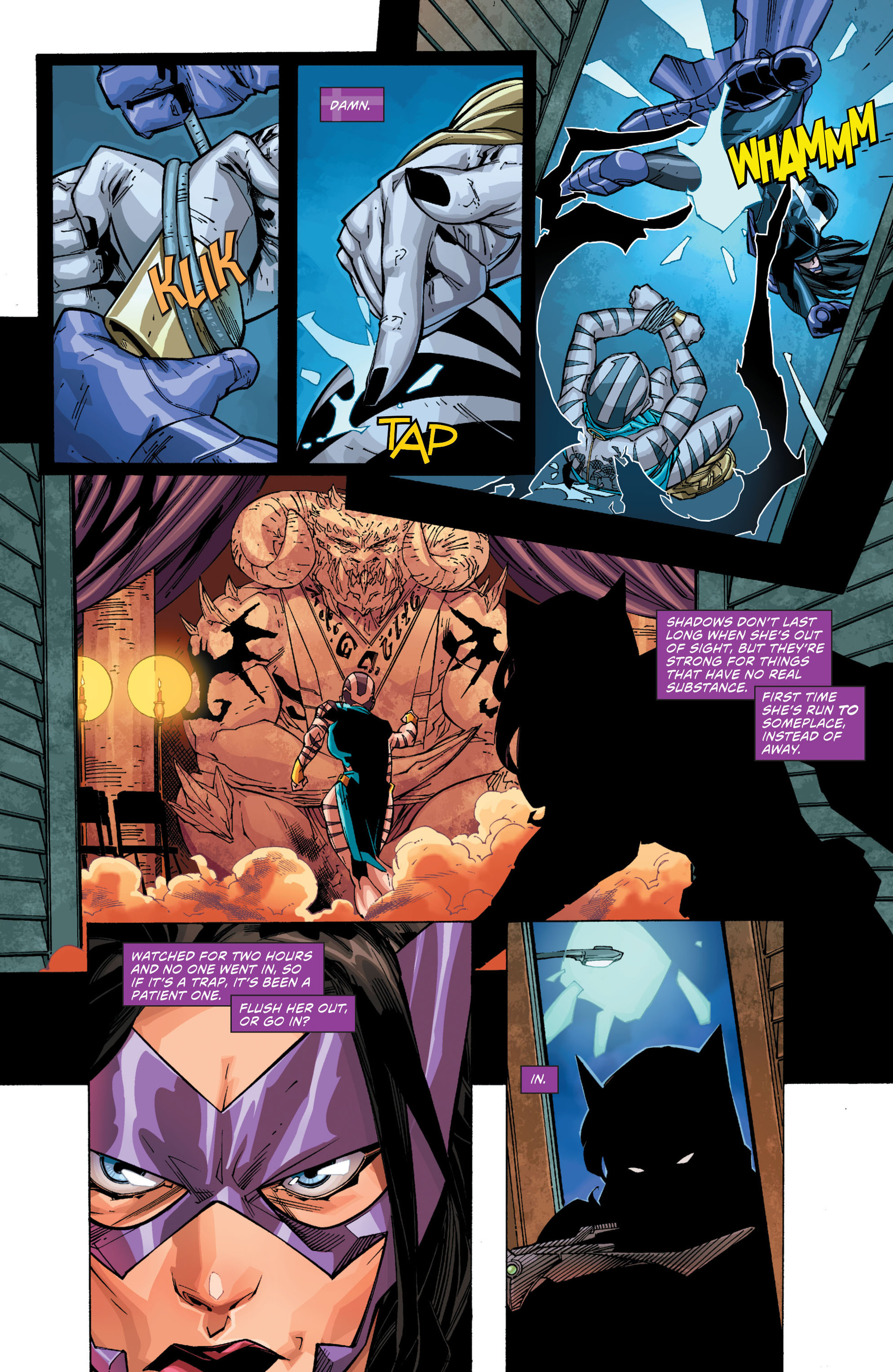 Read online Worlds' Finest comic -  Issue #18 - 13