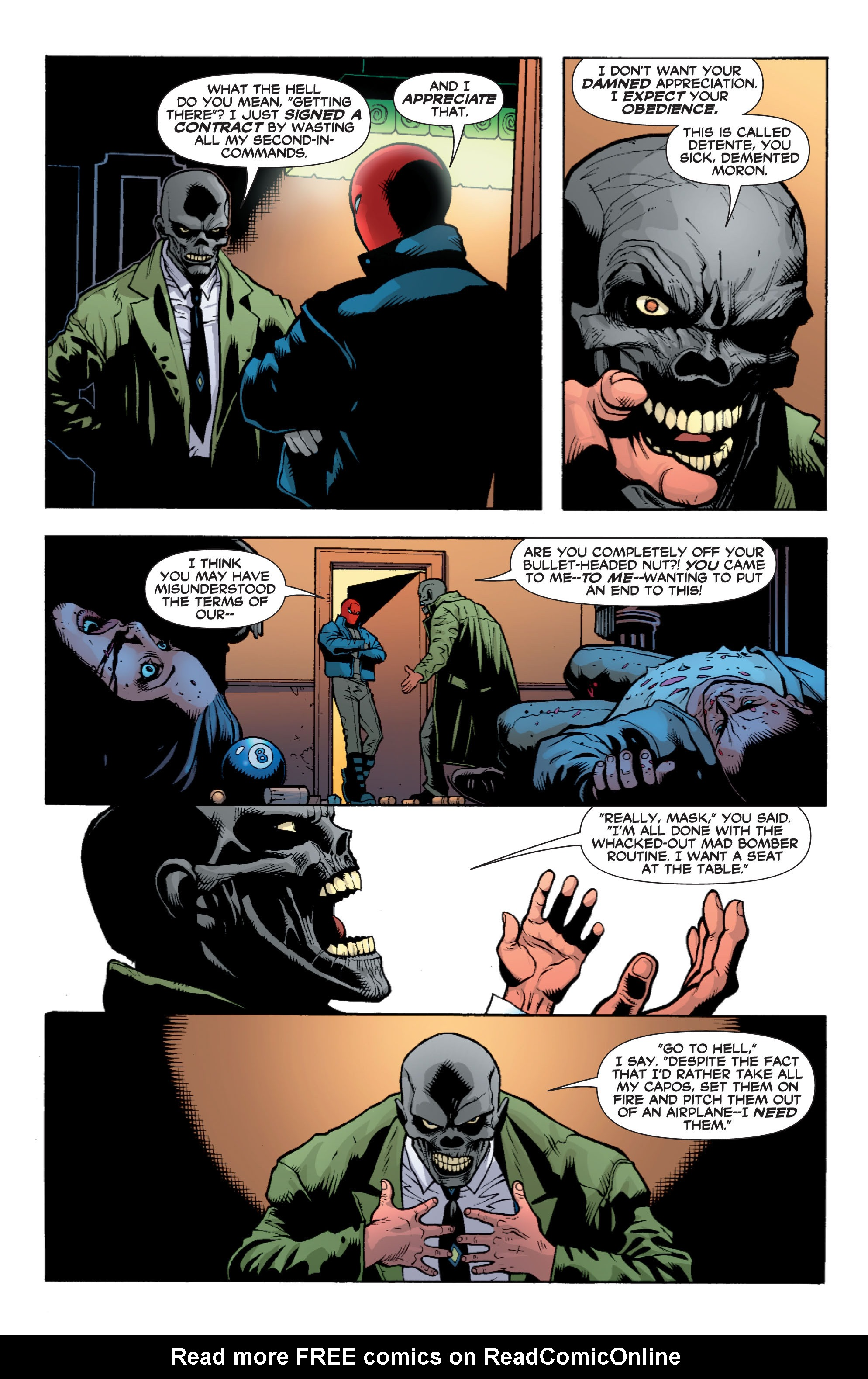 Read online Batman: Under The Red Hood comic -  Issue # Full - 257