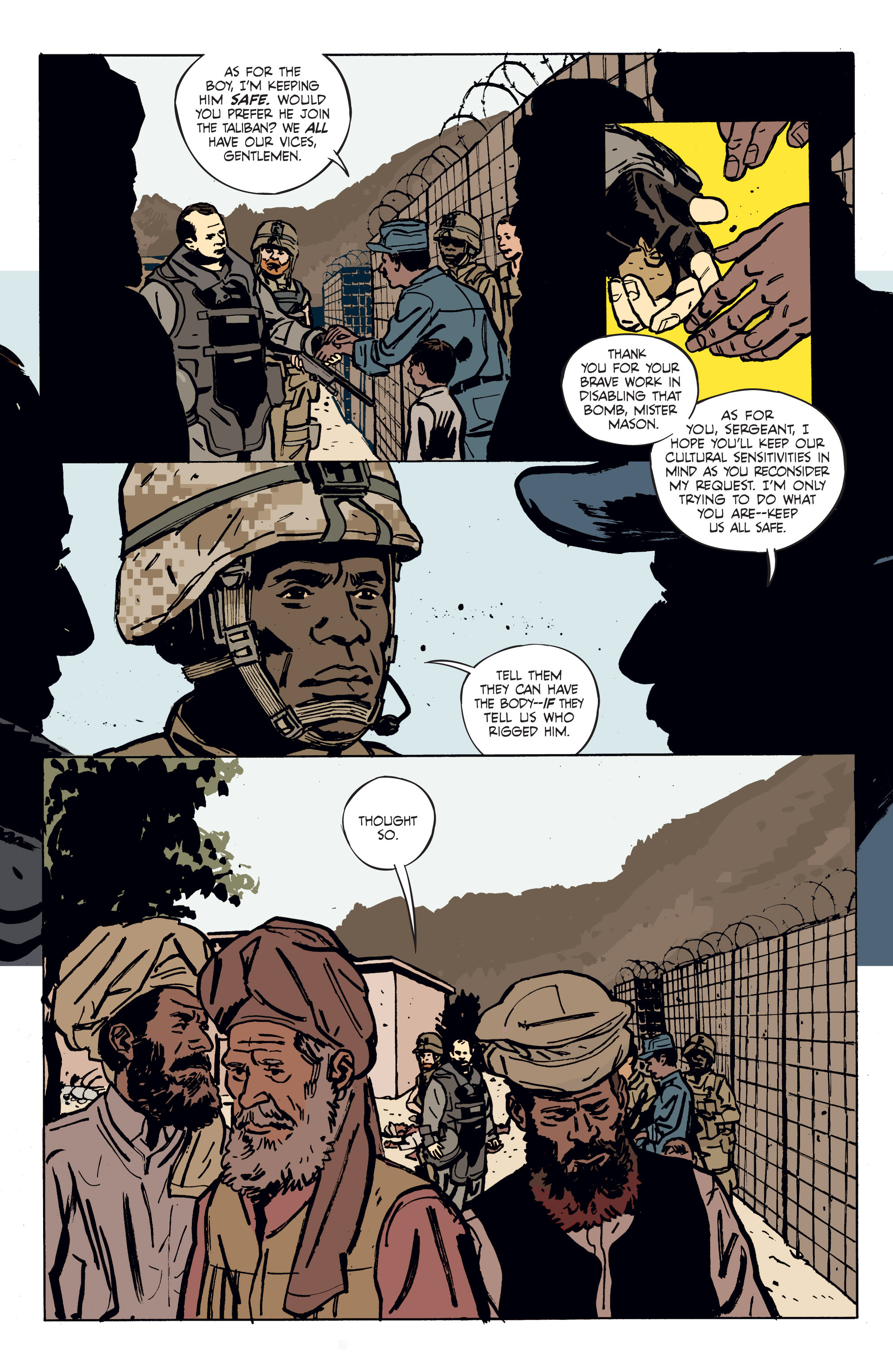Read online Graveyard of Empires comic -  Issue # TPB - 16