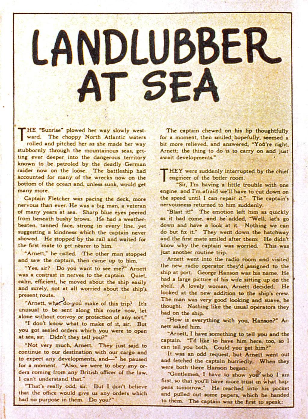 Read online Mystic Comics (1944) comic -  Issue #1 - 26