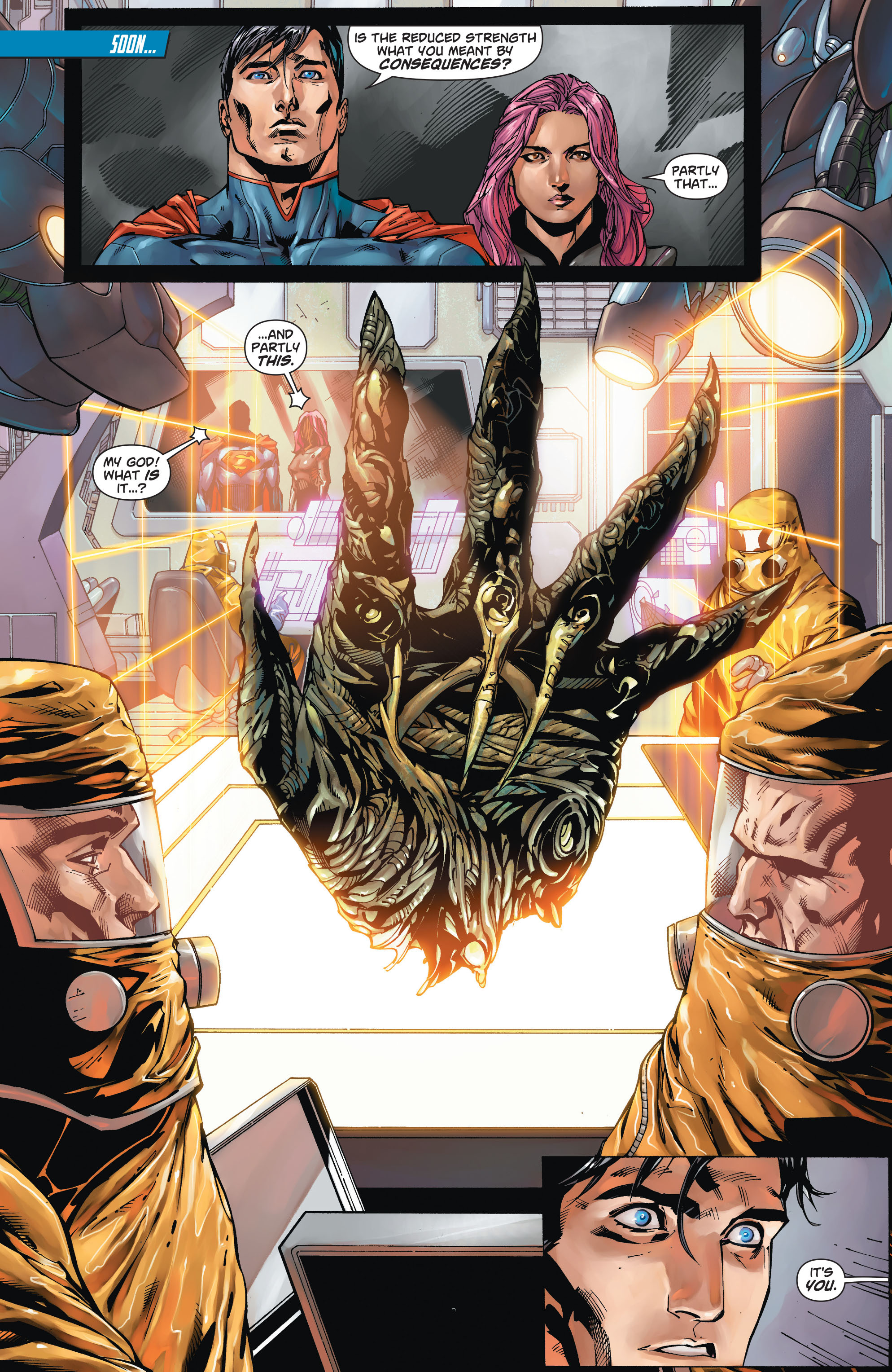 Read online Action Comics (2011) comic -  Issue #20 - 7