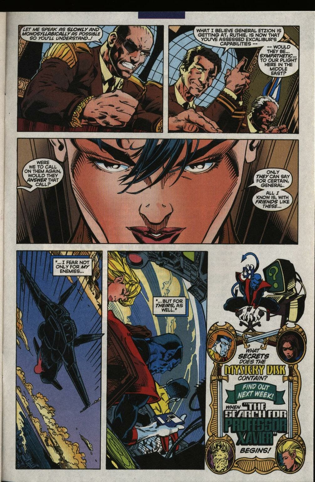 Excalibur (1988) issue 121 - Page 24