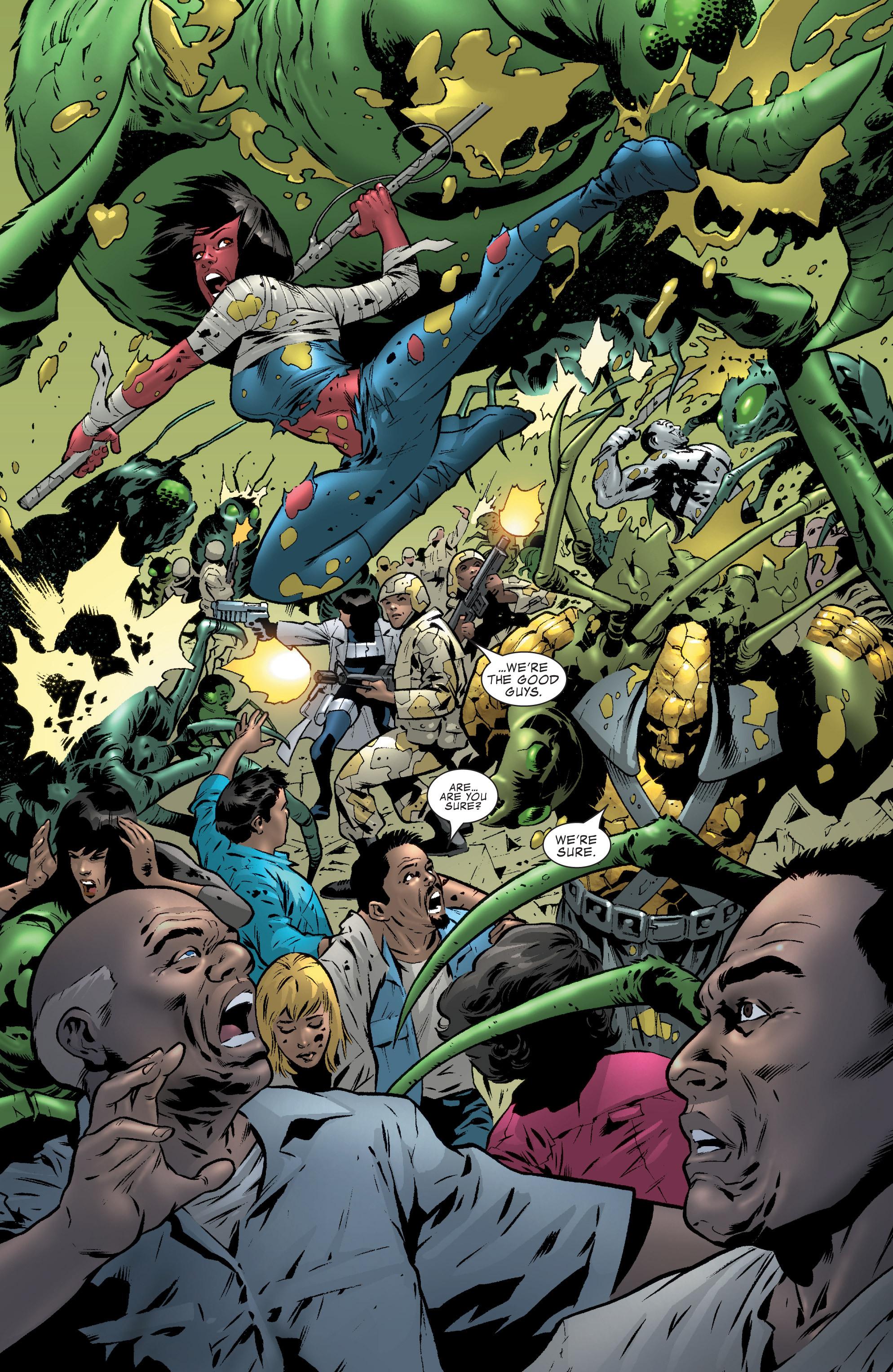 Read online World War Hulk Aftersmash: Warbound, Vol. 1 comic -  Issue #2 - 13