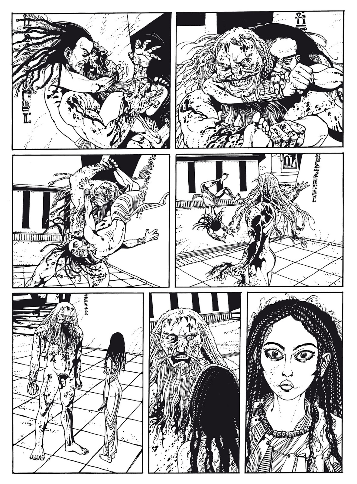 Read online The Egyptian Princesses comic -  Issue # TPB 1 (Part 1) - 98