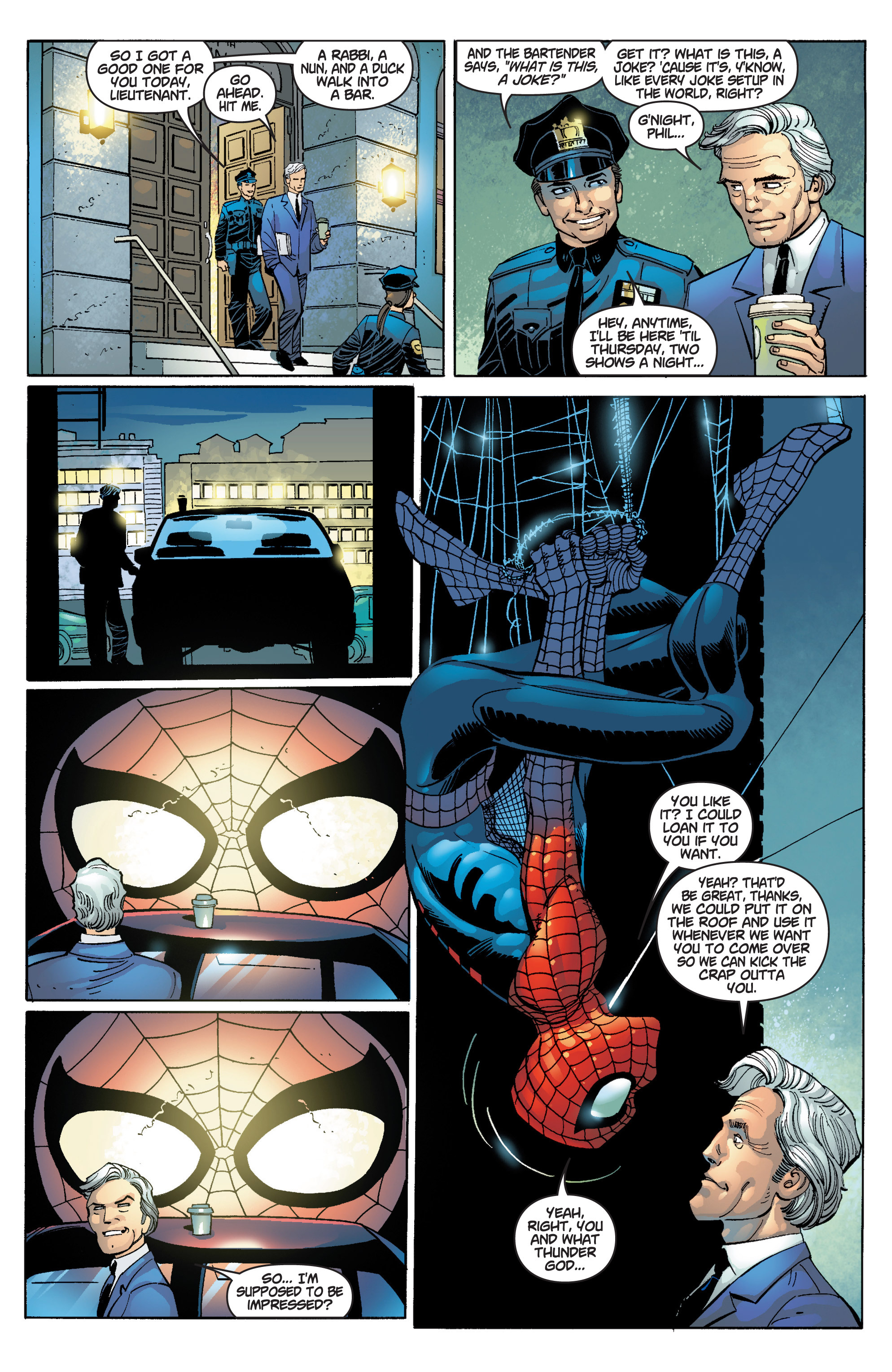 The Amazing Spider-Man (1999) 41 Page 5