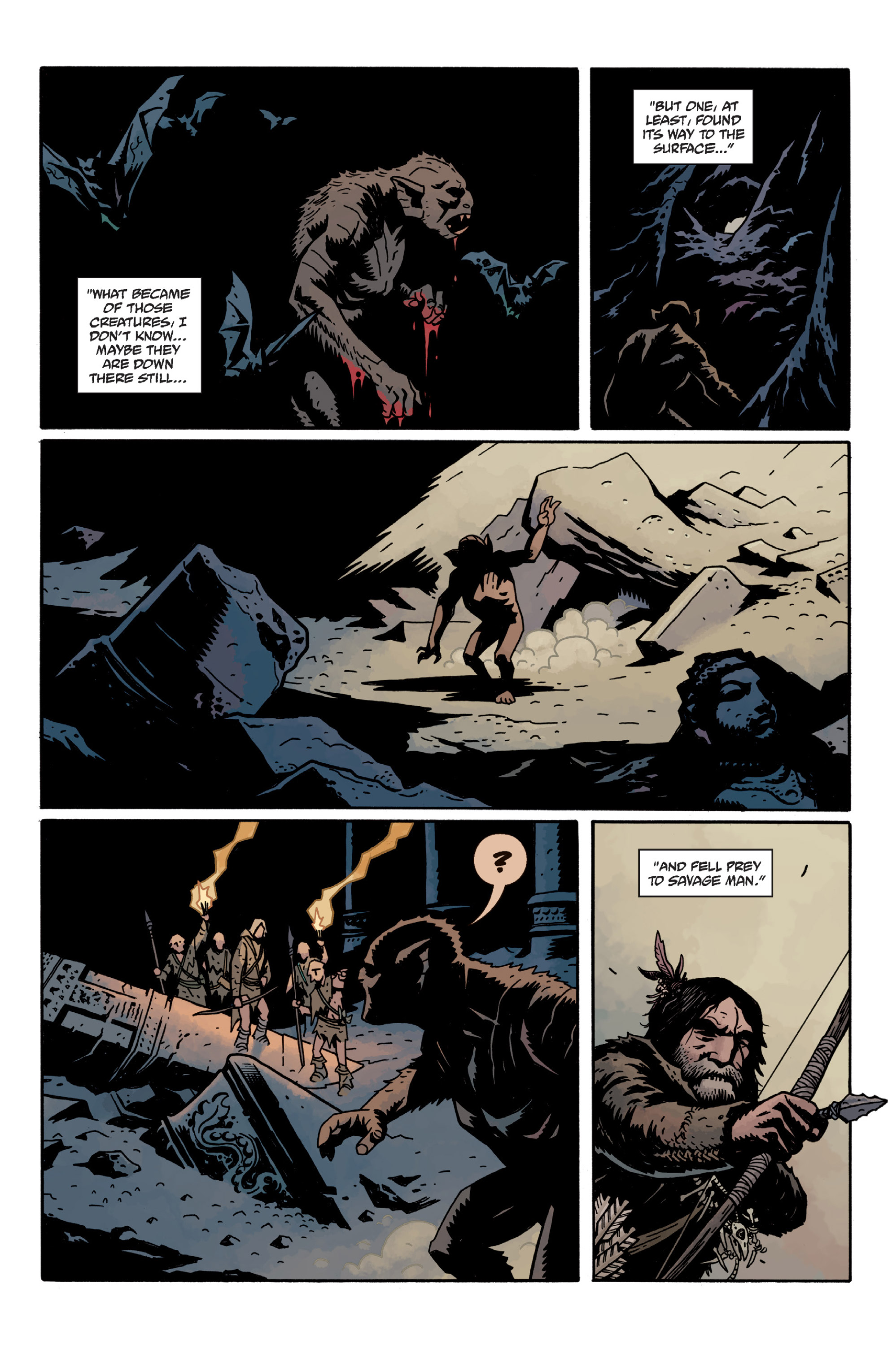 Read online Sir Edward Grey, Witchfinder: In the Service of Angels comic -  Issue # TPB - 76