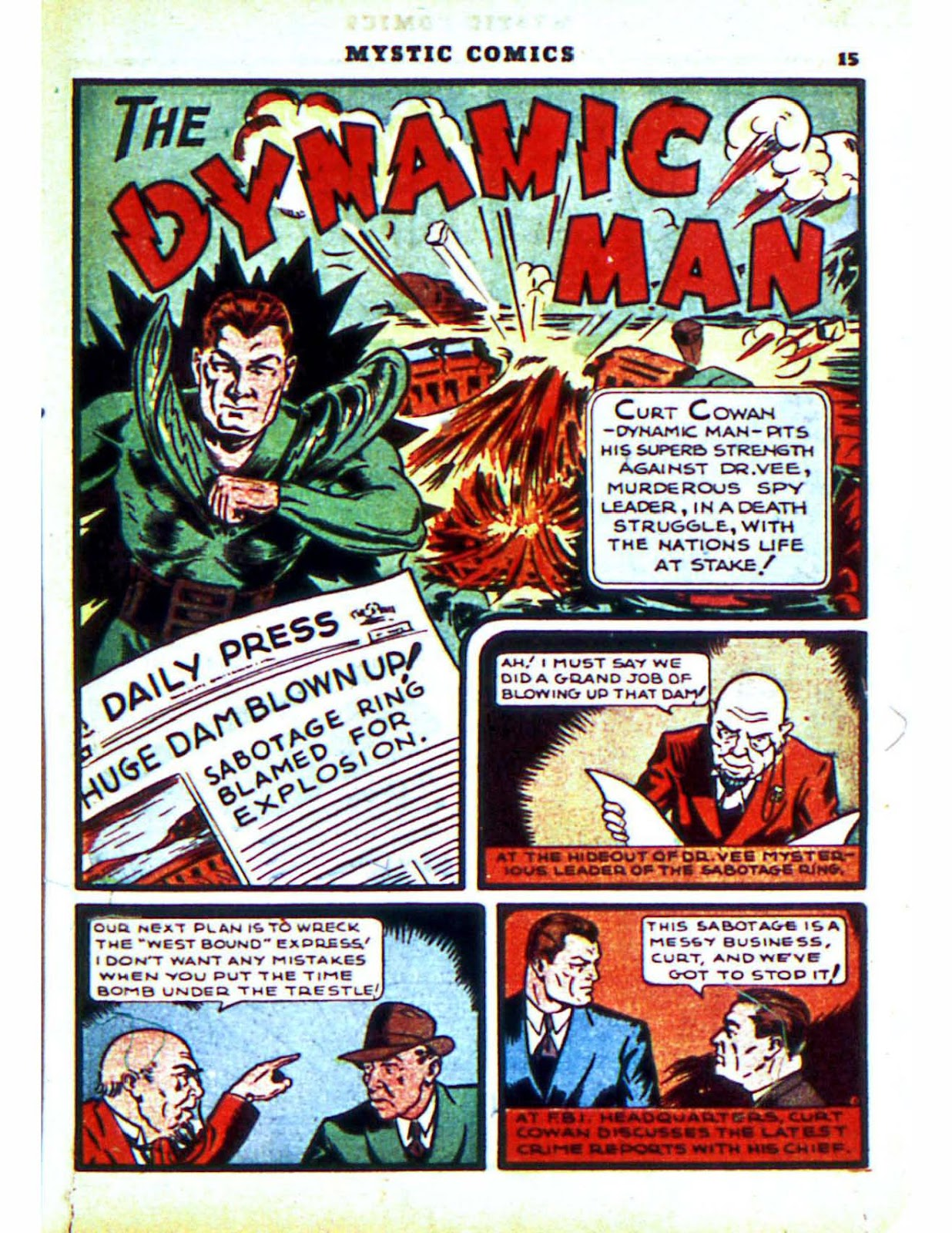 Mystic Comics (1940) issue 2 - Page 17