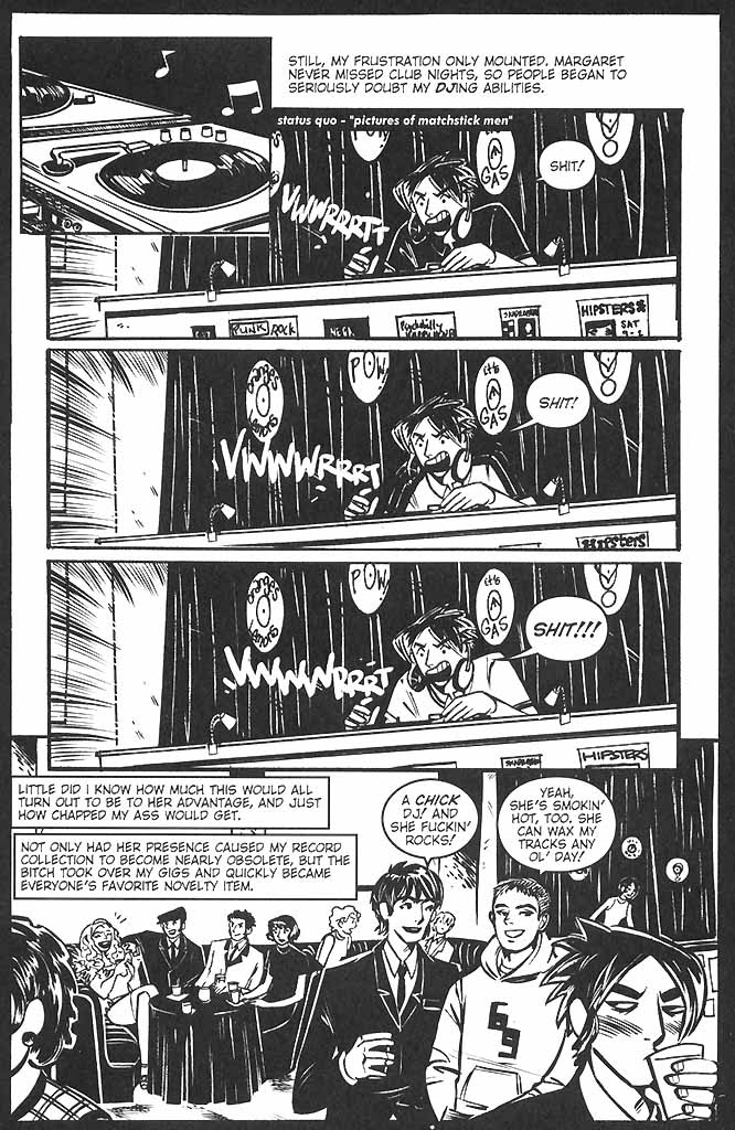 Read online Scooter Girl comic -  Issue #2 - 18