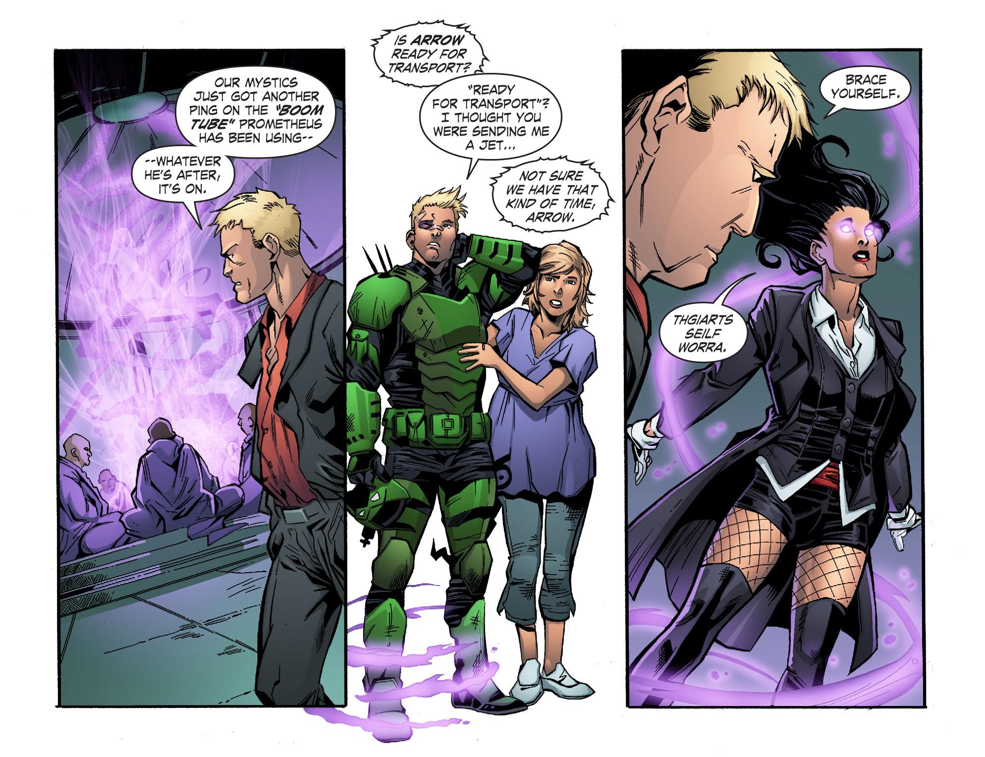 Read online Smallville: Lantern [I] comic -  Issue #10 - 7