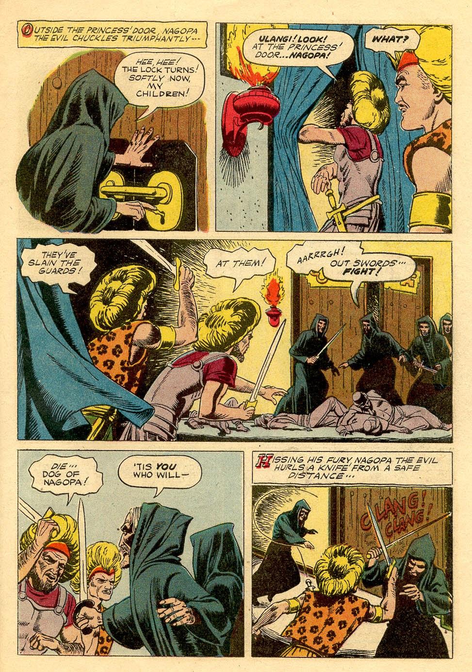 Tarzan (1948) issue 62 - Page 32