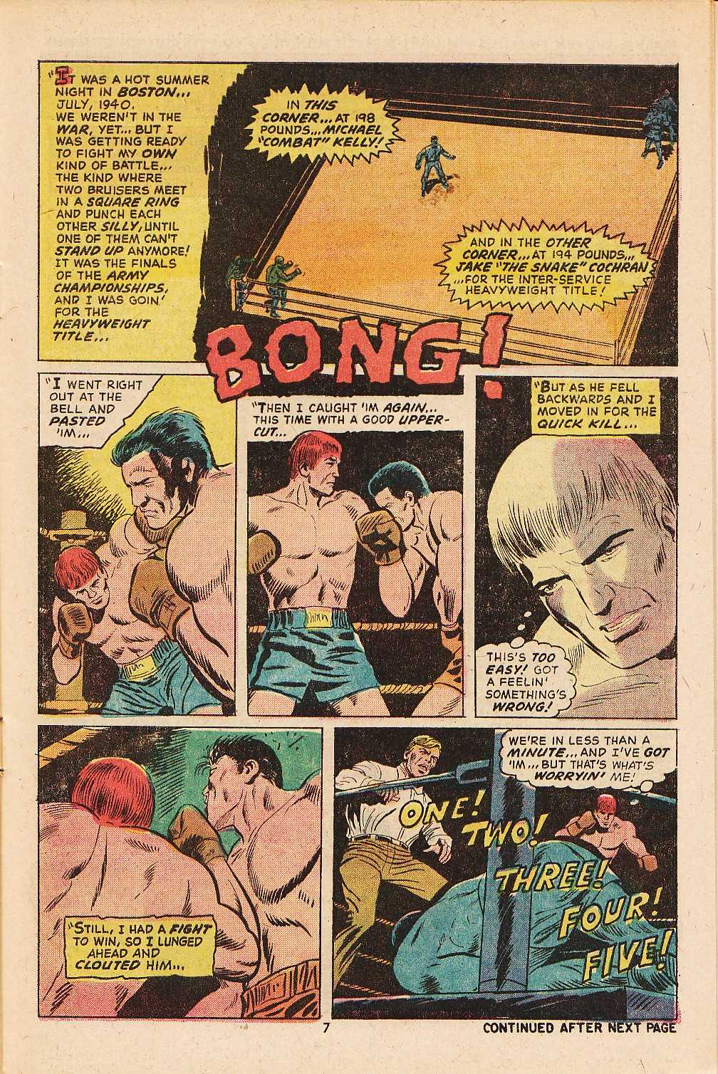 Combat Kelly (1972) issue 3 - Page 9