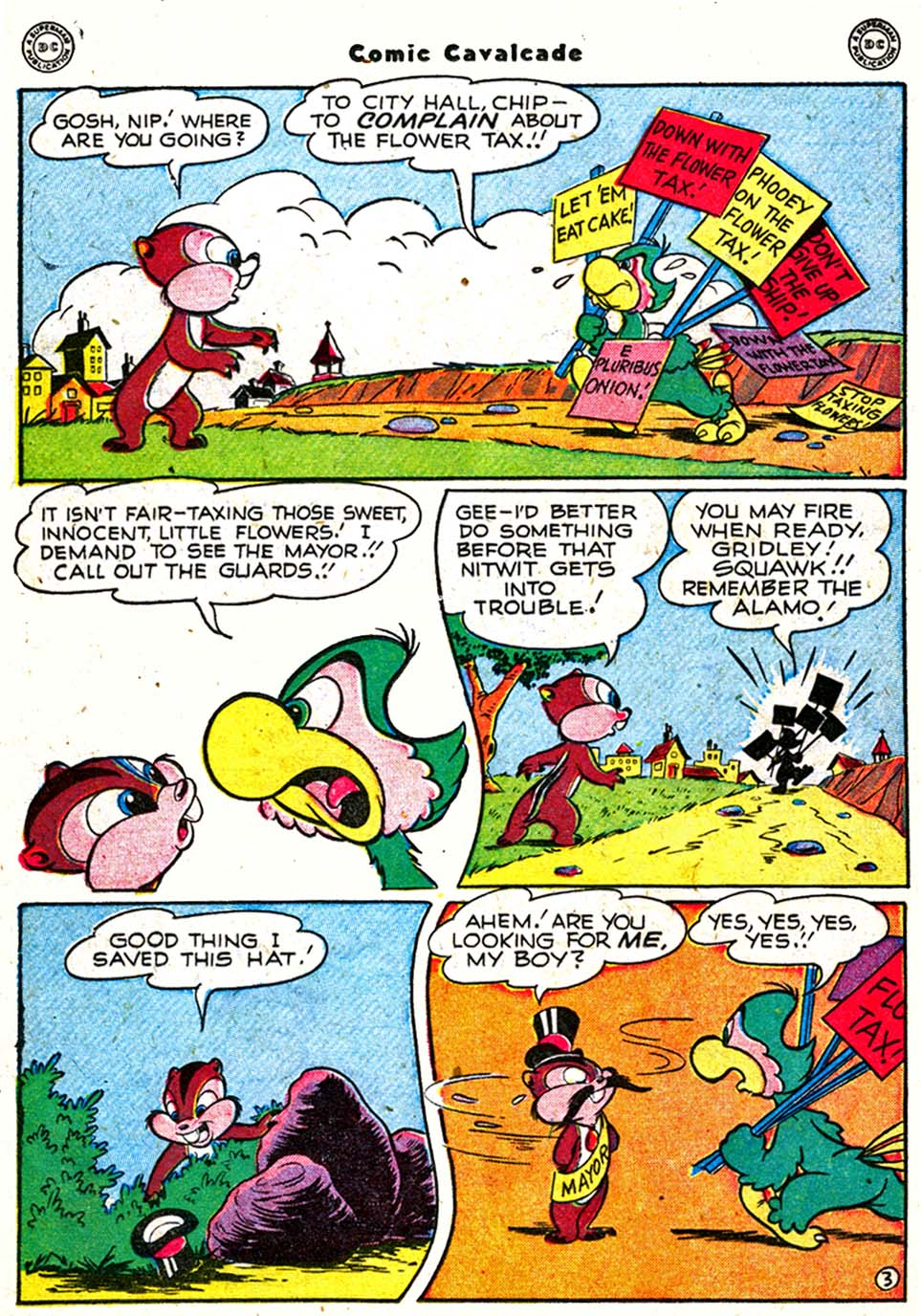 Comic Cavalcade issue 31 - Page 62