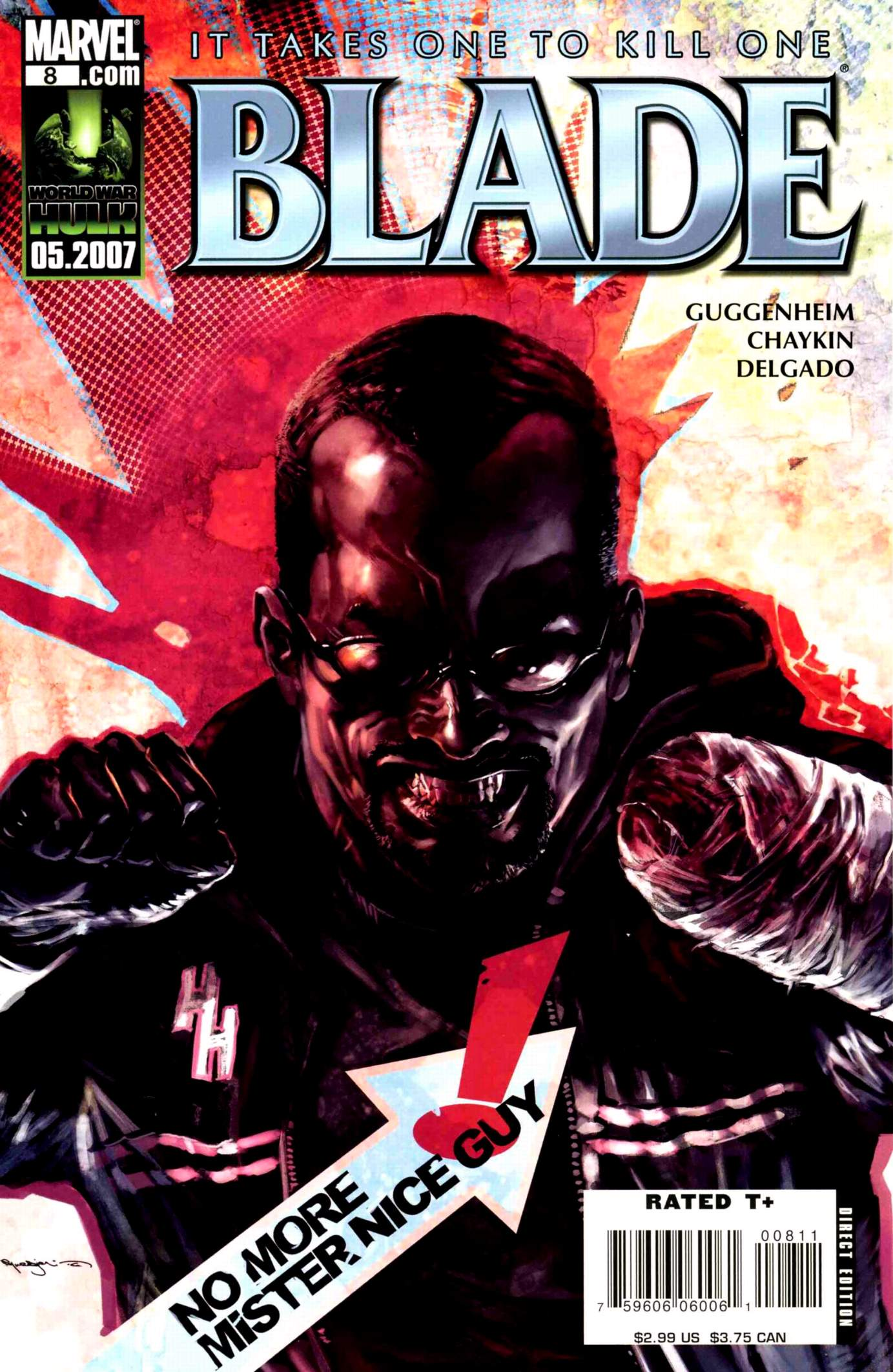 Blade (2006) 8 Page 1
