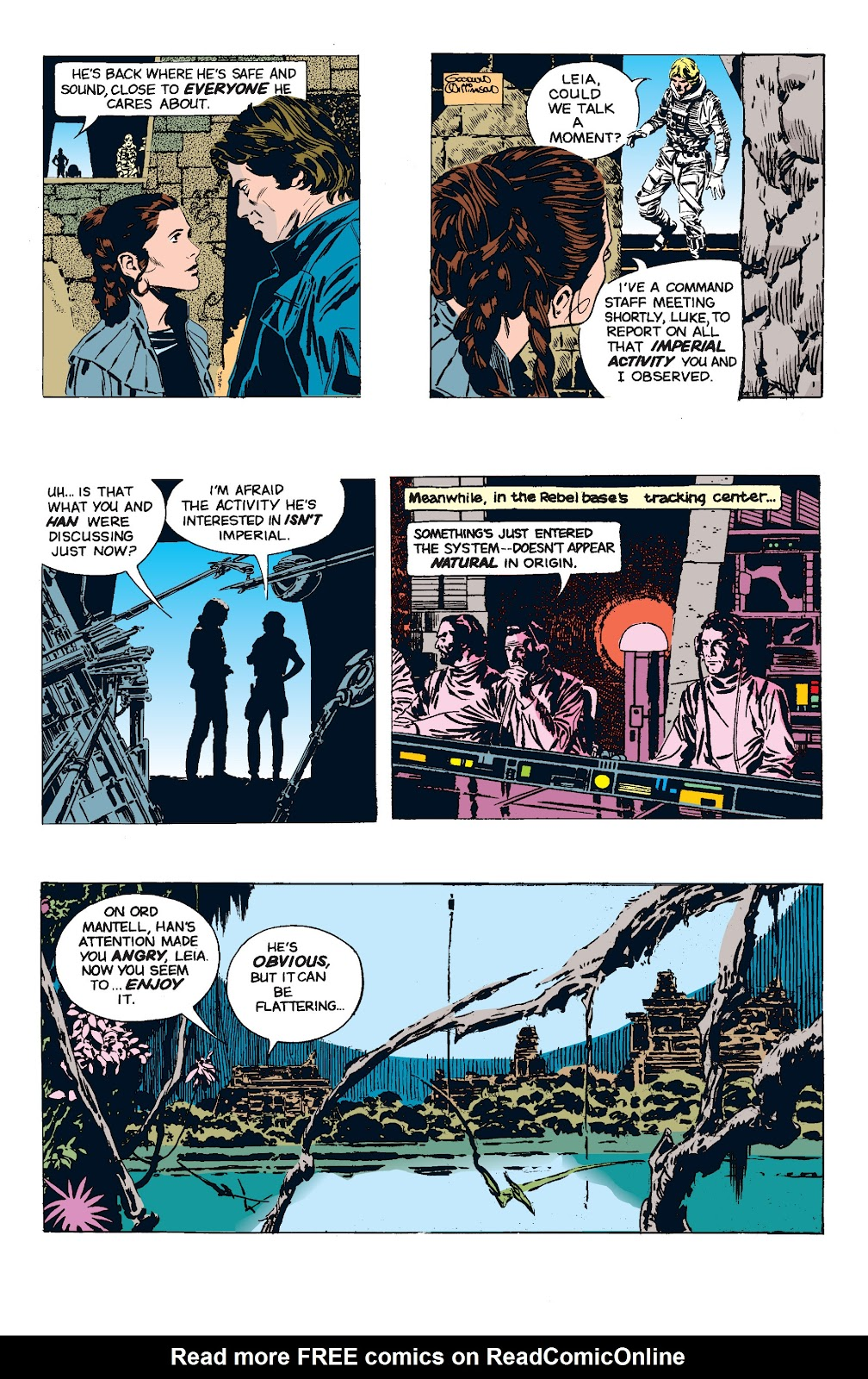 Read online Star Wars Legends: The Newspaper Strips - Epic Collection comic -  Issue # TPB (Part 5) - 29
